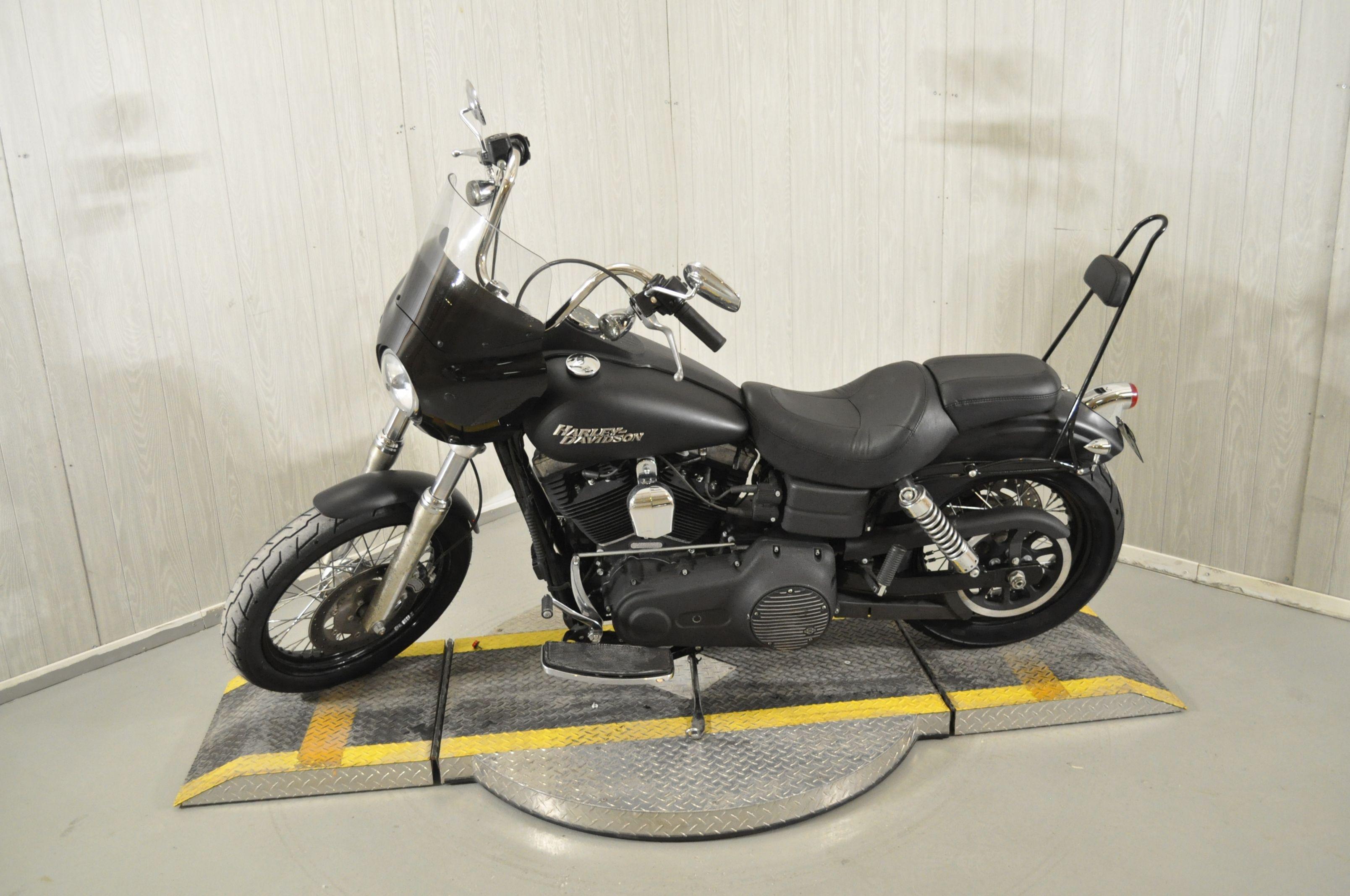 Pre-Owned 2012 Harley-Davidson Street Bob FXDB