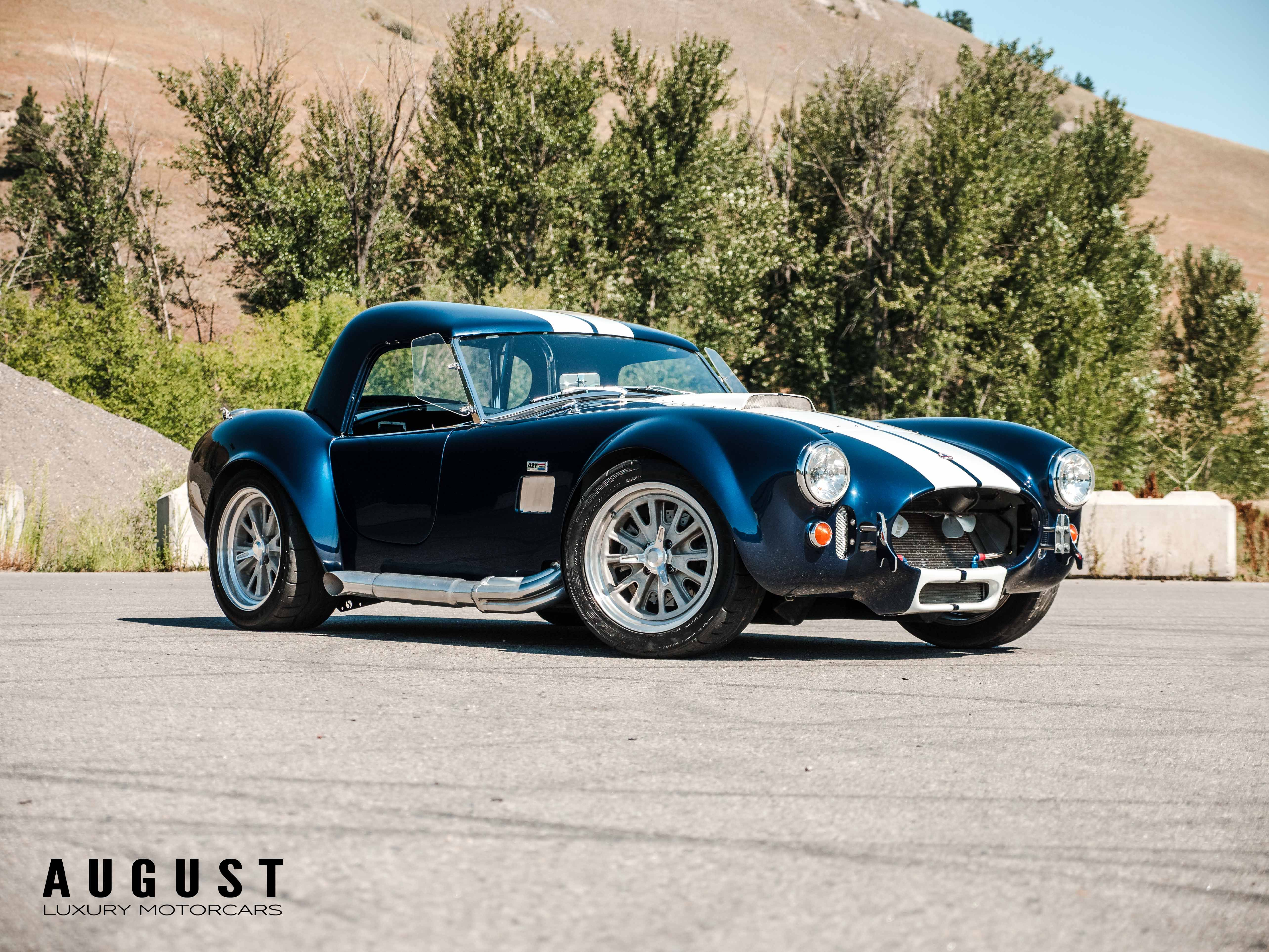 Pre-Owned 1965 Shelby Cobra Factory Five Build