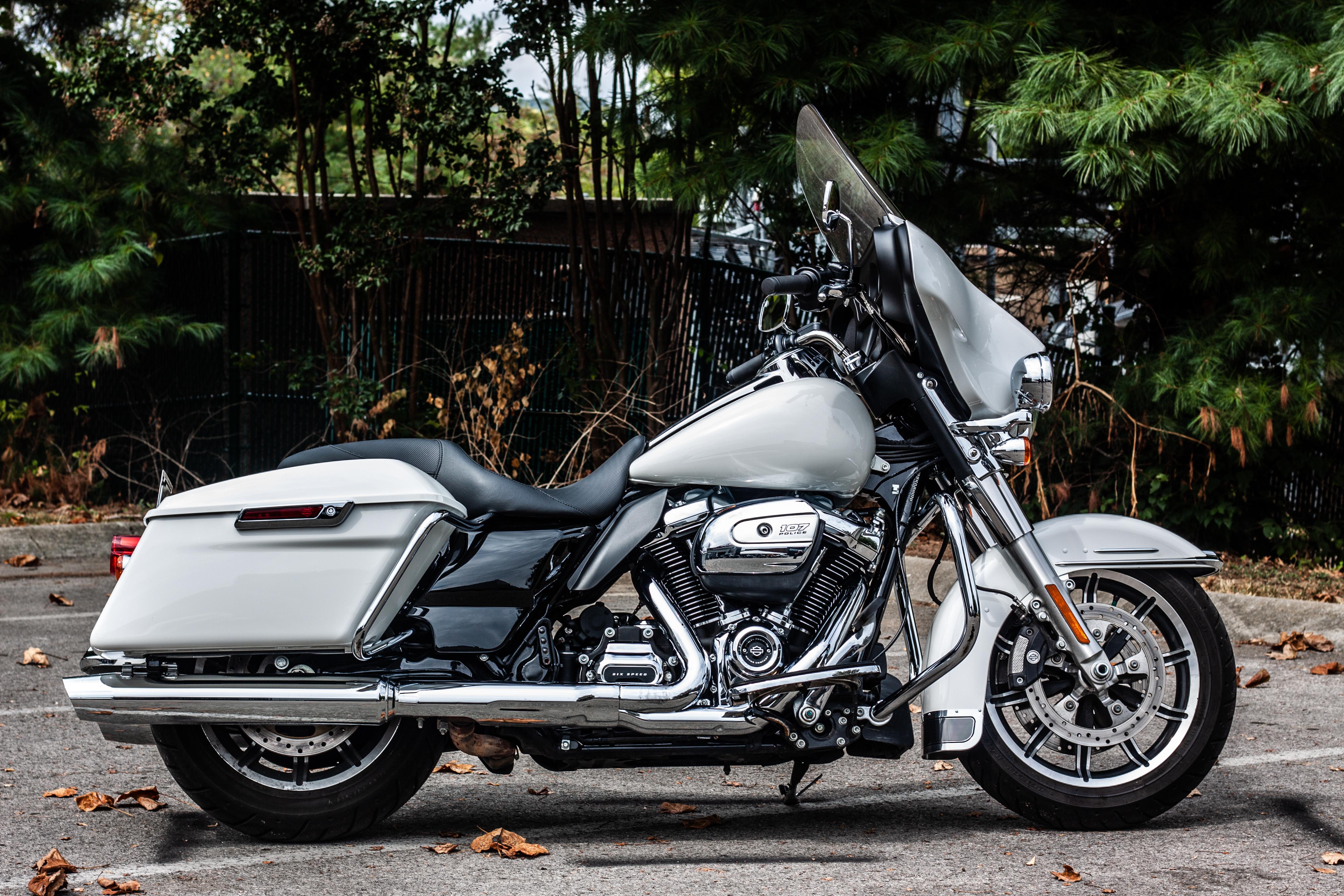 Pre-Owned 2018 Harley-Davidson Electra Glide Police