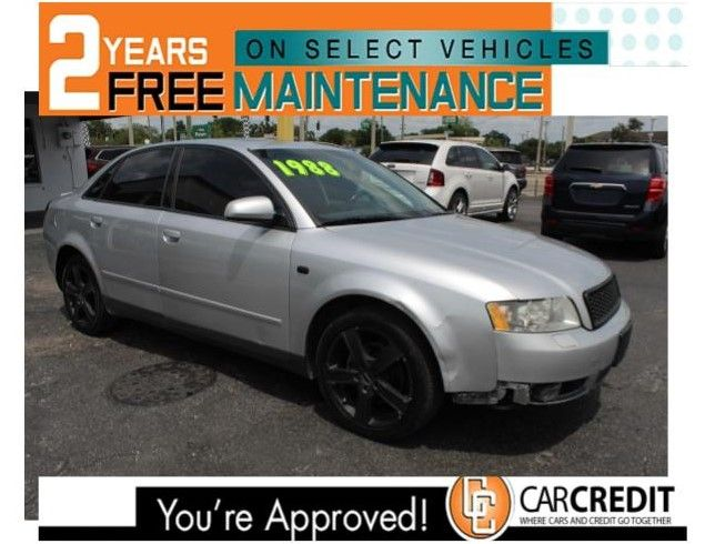Pre-Owned 2003 Audi A4 1.8T
