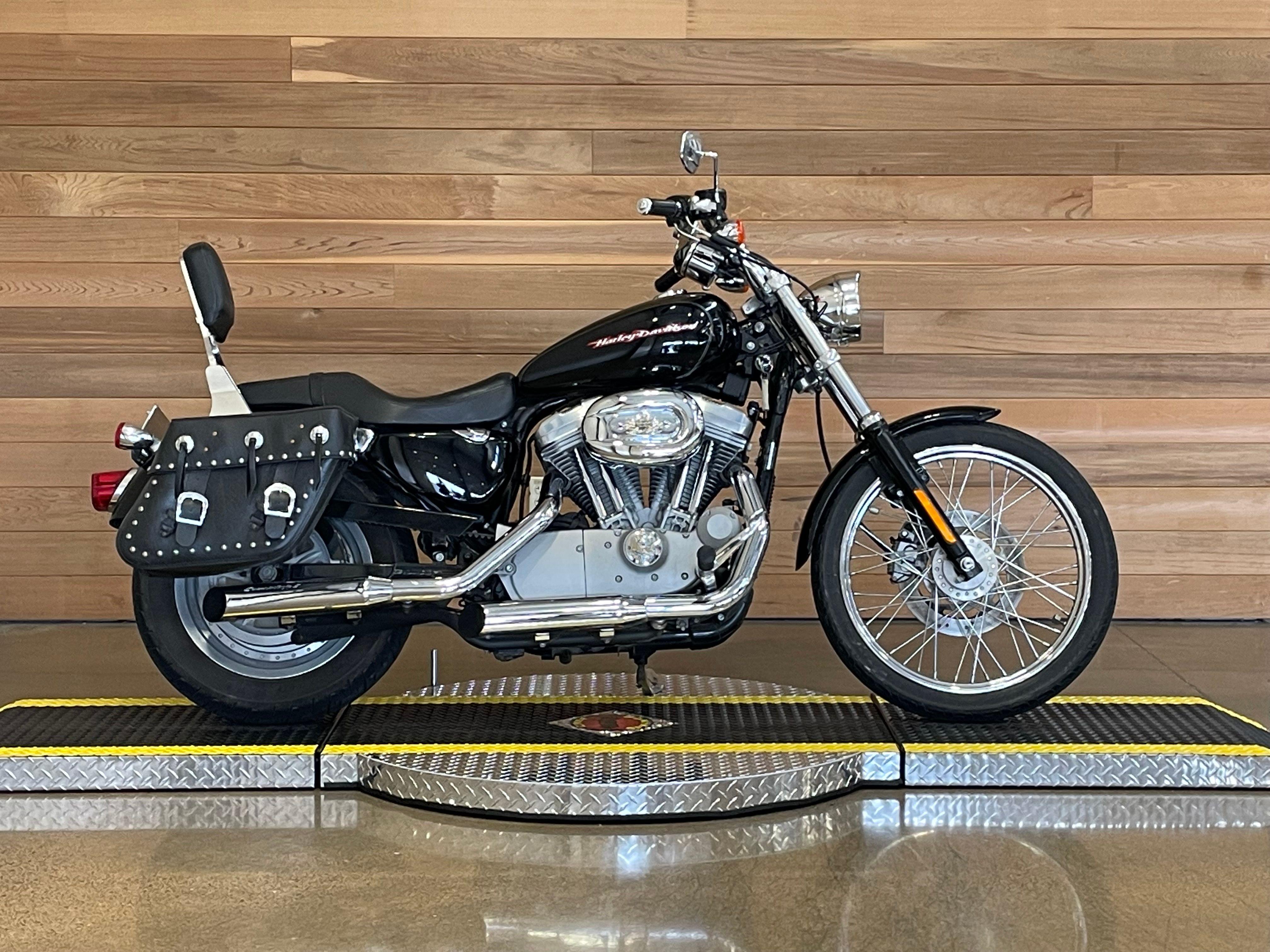 2005 Harley-Davidson 883 Custom