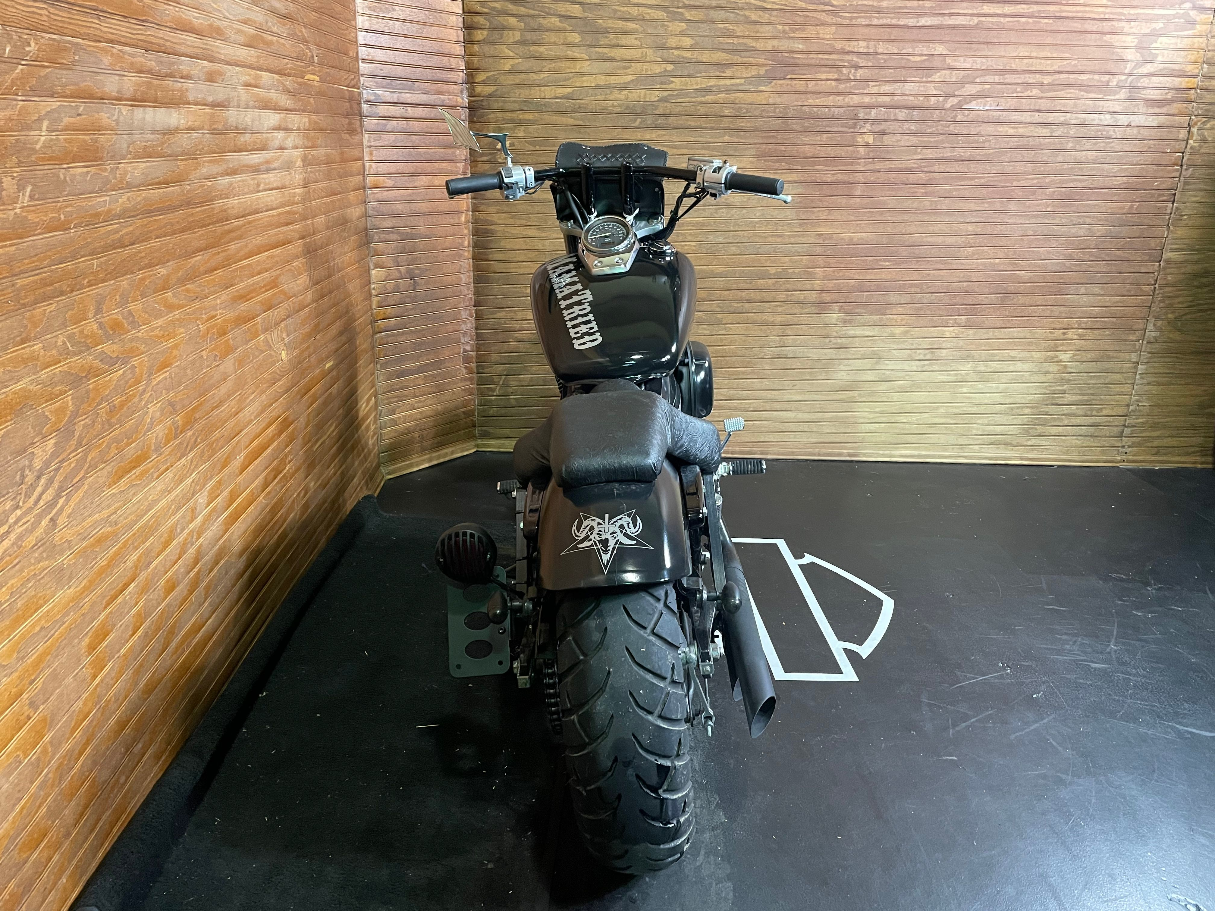 Pre-Owned 2002 HOND Shadow