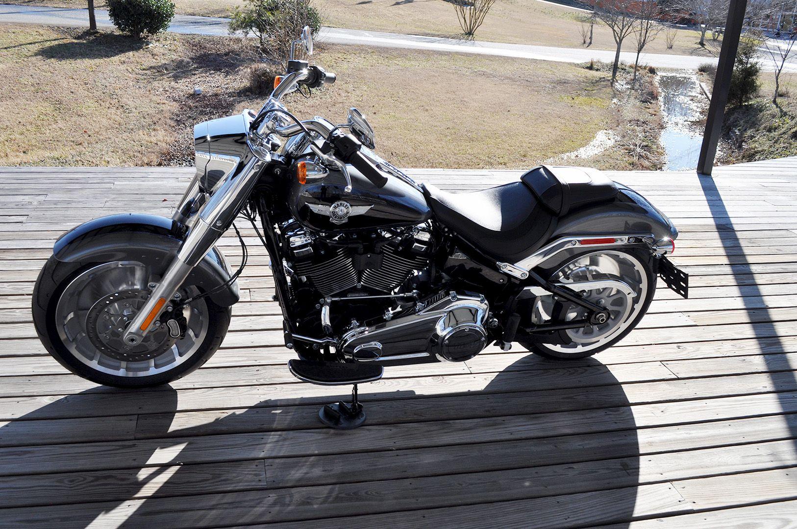 New 2021 Harley-Davidson Fat Boy 114