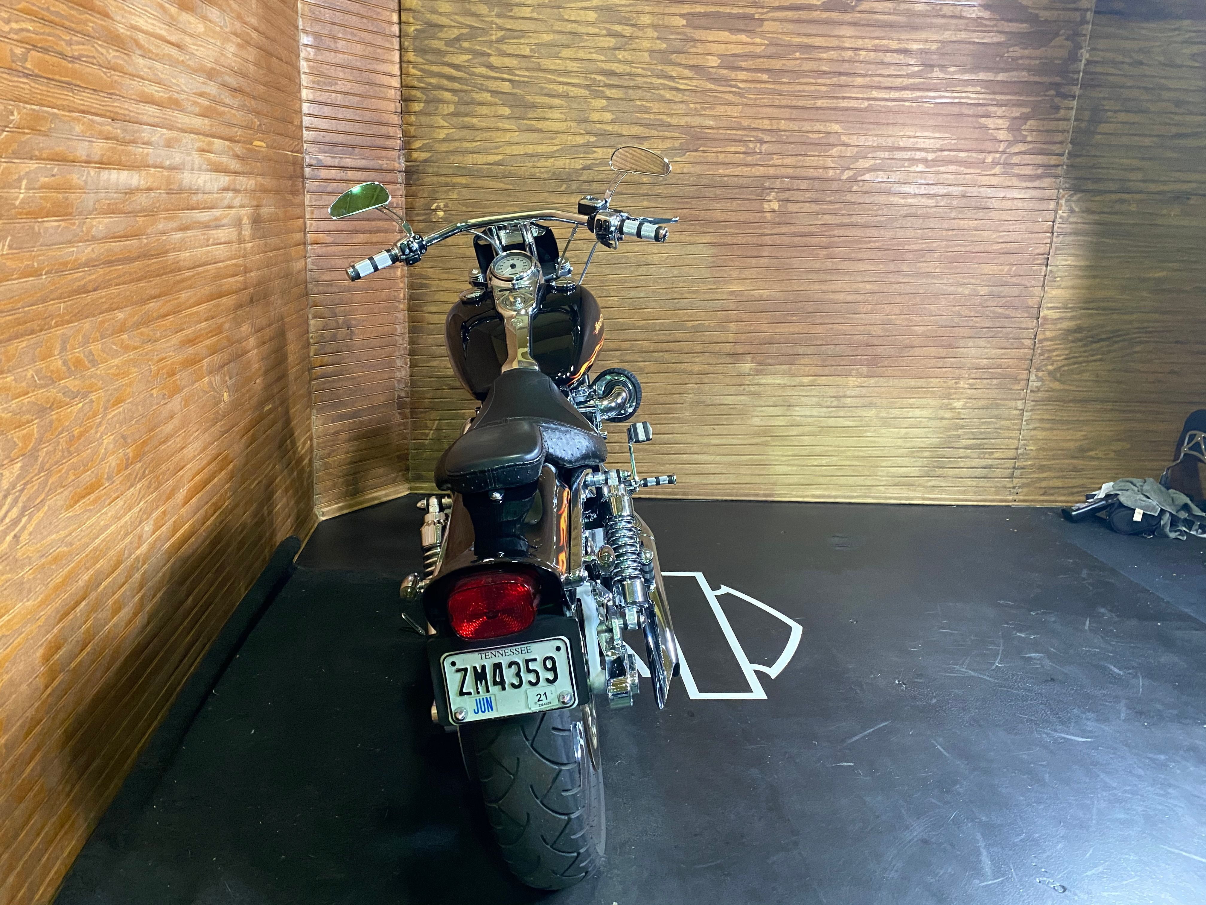 Pre-Owned 2002 Harley-Davidson Wide Glide