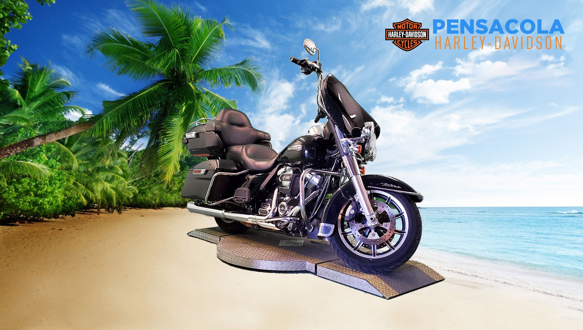 Pre-Owned 2019 Harley-Davidson Electra Glide Ultra Classic FLHTCU