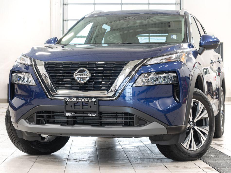 2021 Nissan Rogue SV AWD CVT