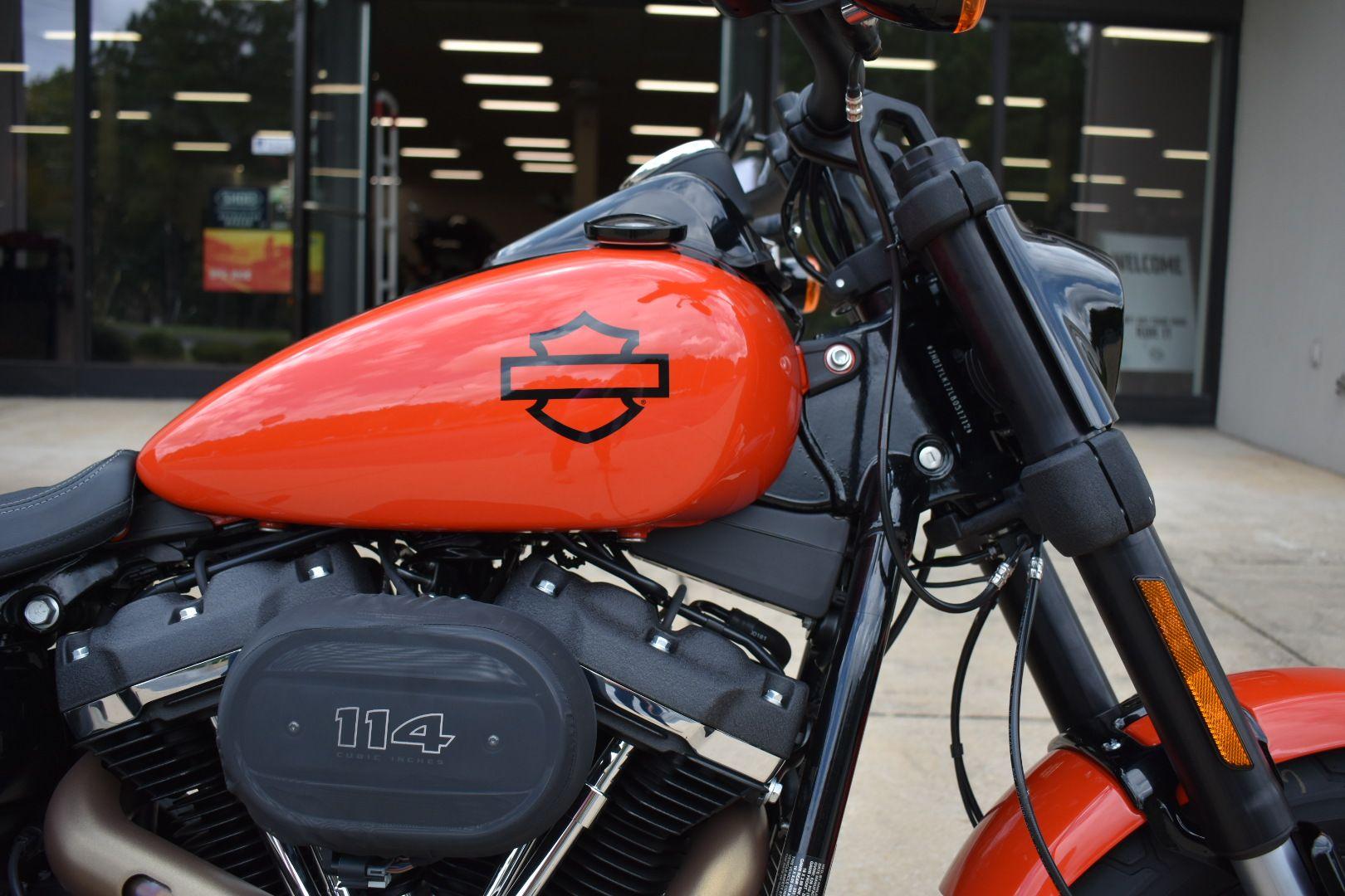 New 2020 Harley-Davidson Fat Bob 114 FXFBS