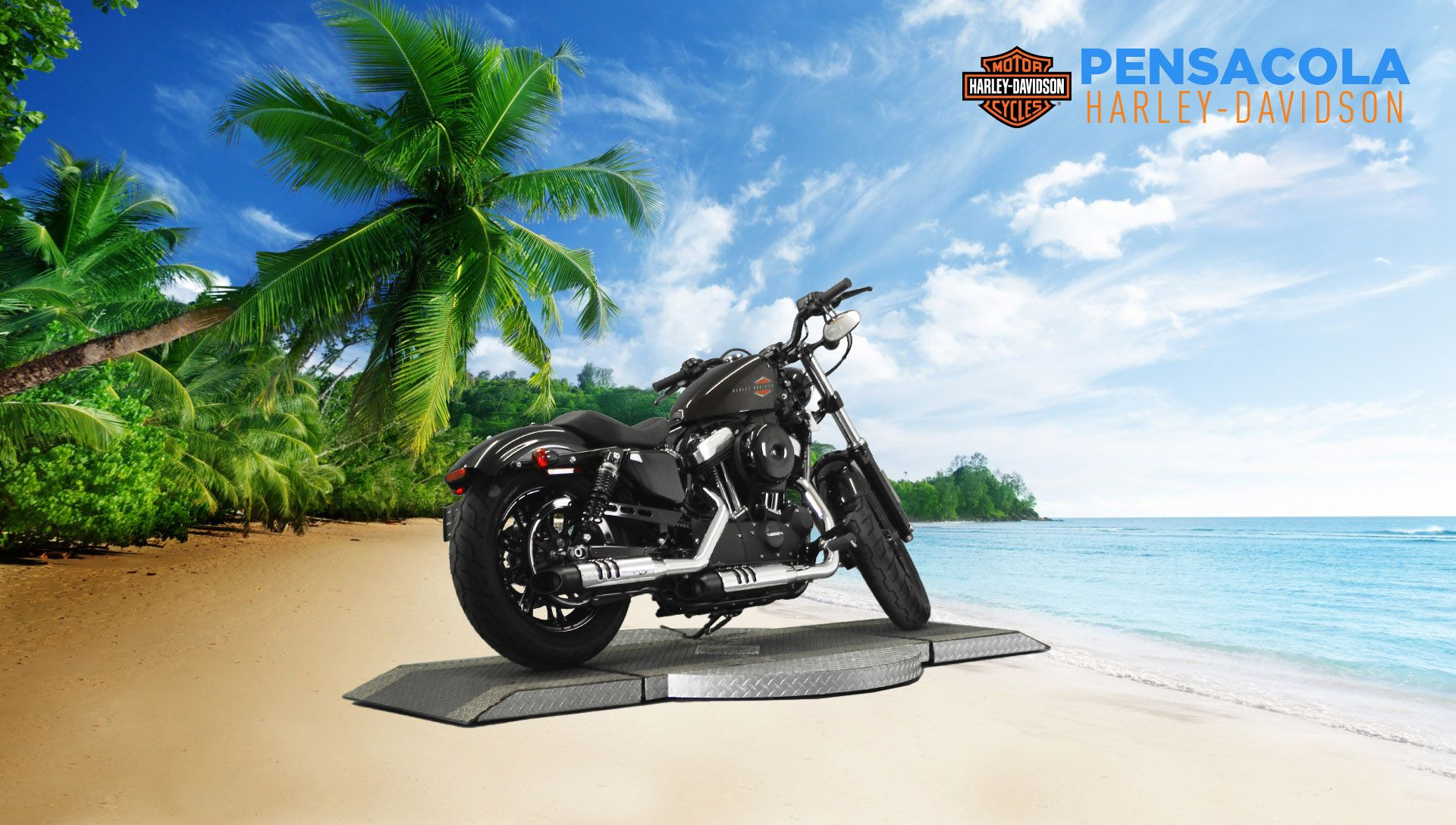 Pre-Owned 2021 Harley-Davidson Sportster Forty-Eight XL1200X