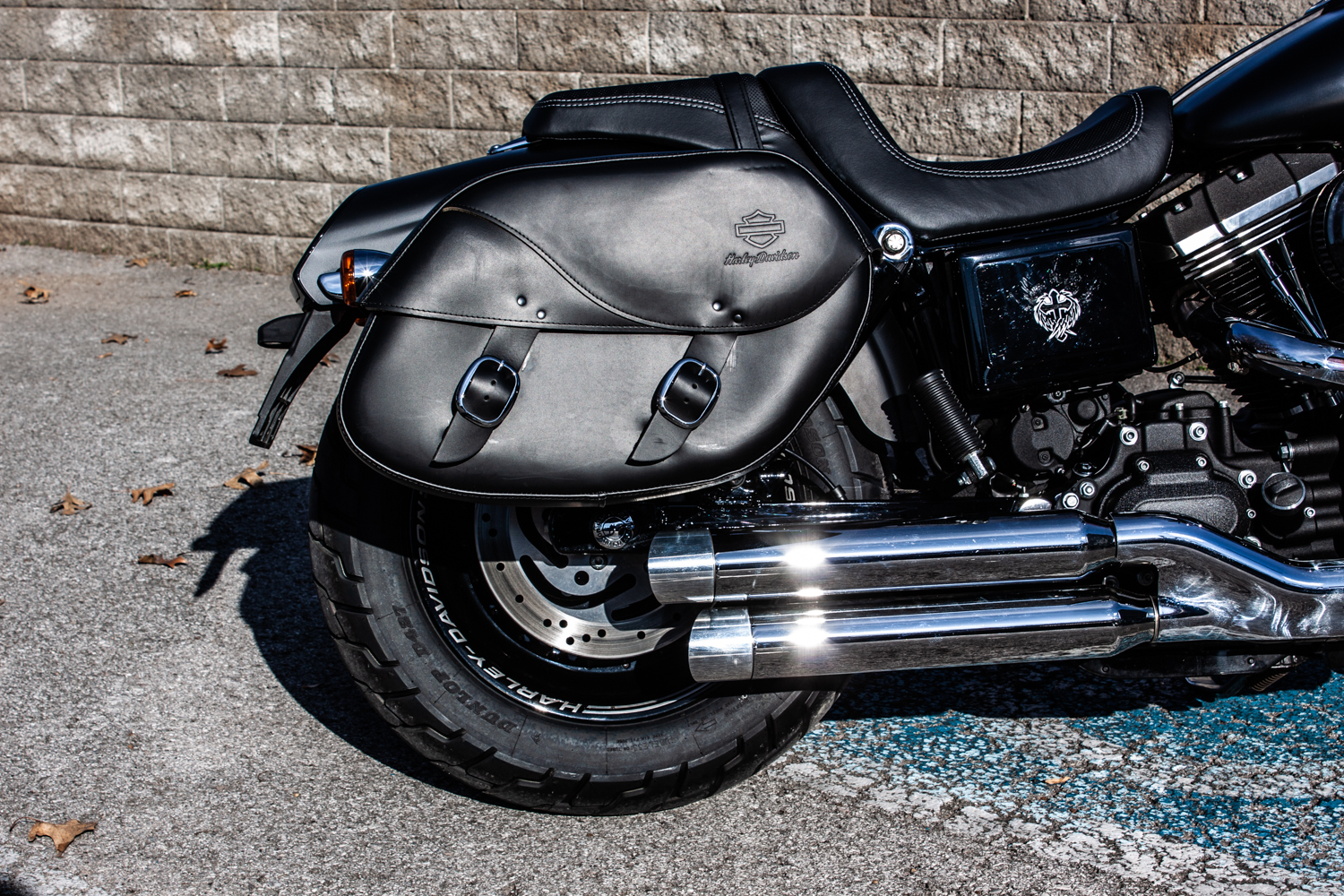 Pre-Owned 2017 Harley-Davidson Fat Bob