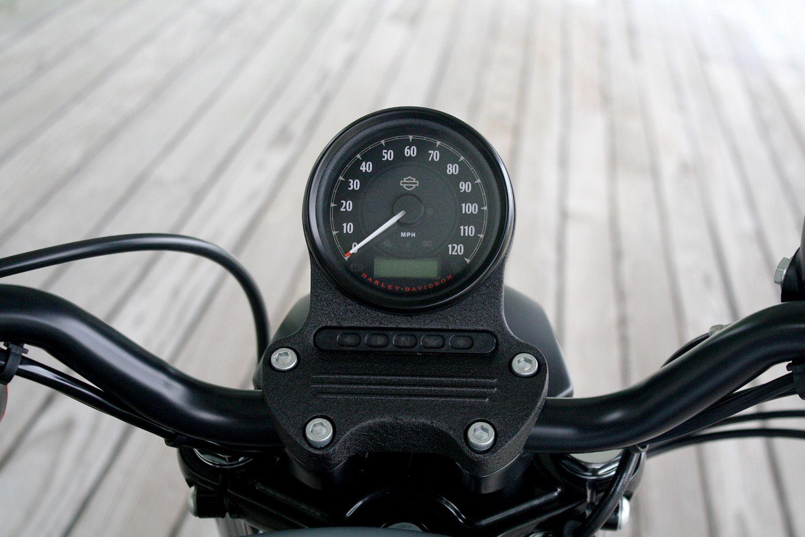 New 2020 Harley-Davidson Iron 883