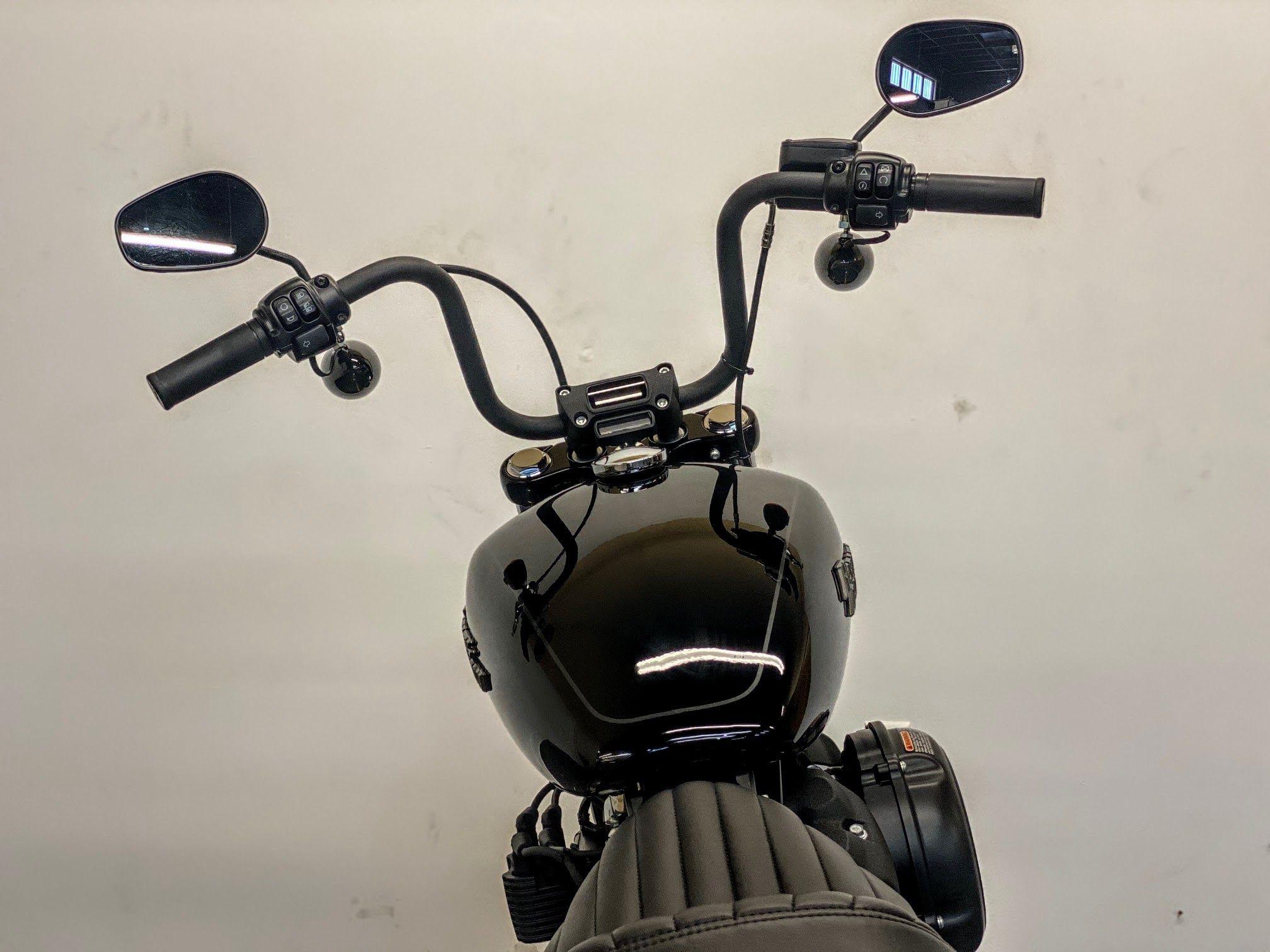 Pre-Owned 2020 Harley-Davidson Street Bob FXBB