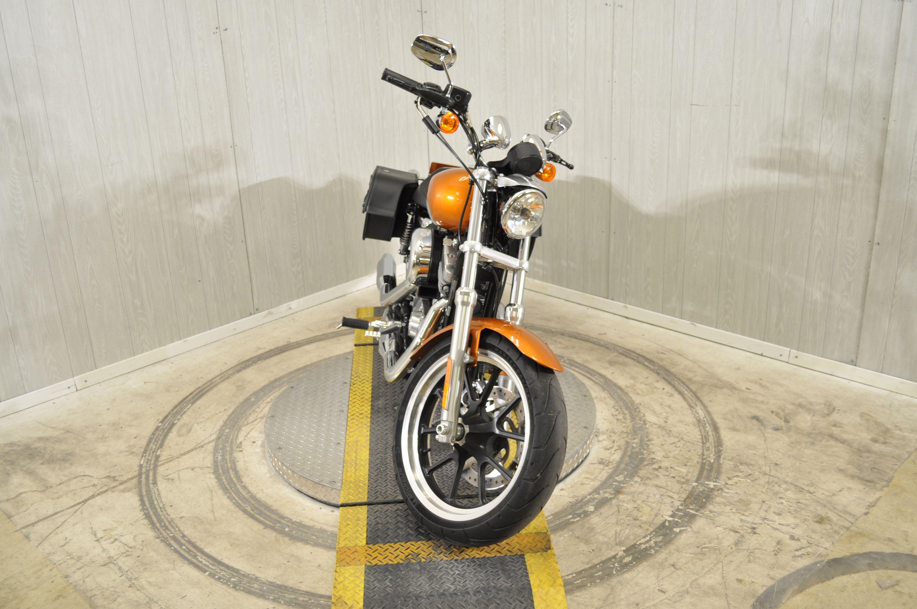 Pre-Owned 2014 Harley-Davidson SuperLow XL883L