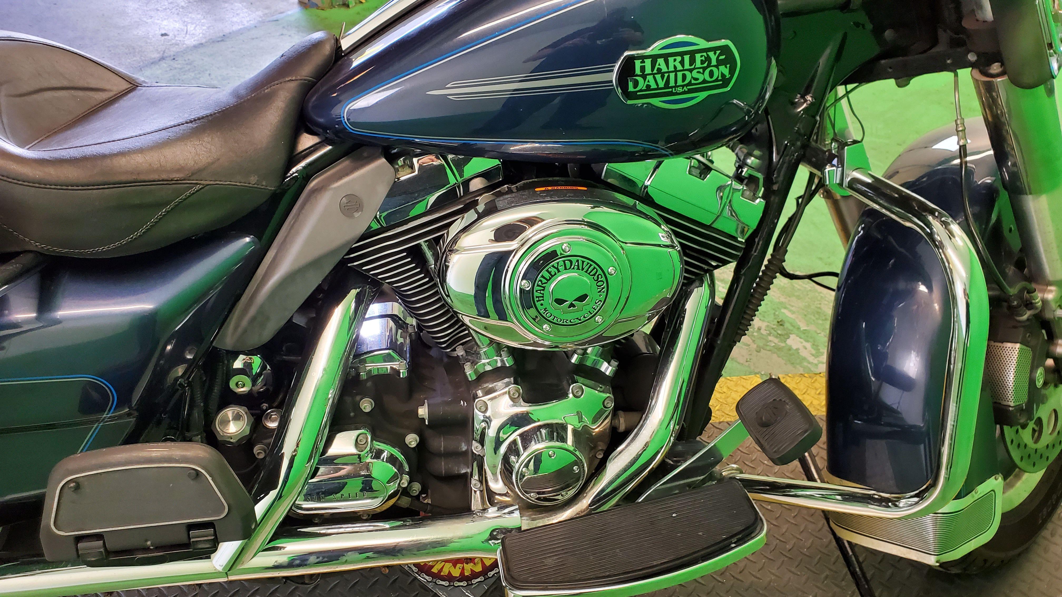 Pre-Owned 2008 Harley-Davidson Electra Glide Ultra Classic FLHTCU