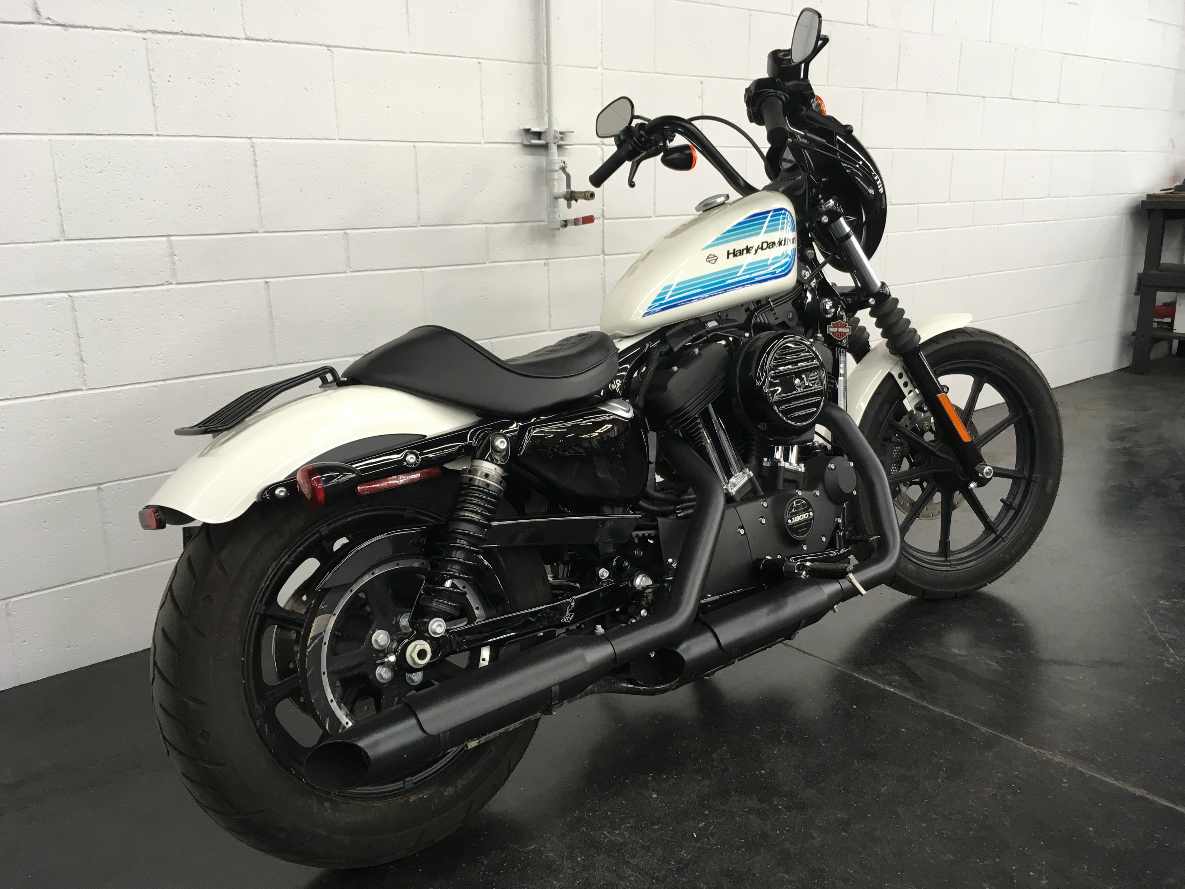 Pre-Owned 2019 Harley-Davidson Iron 1200
