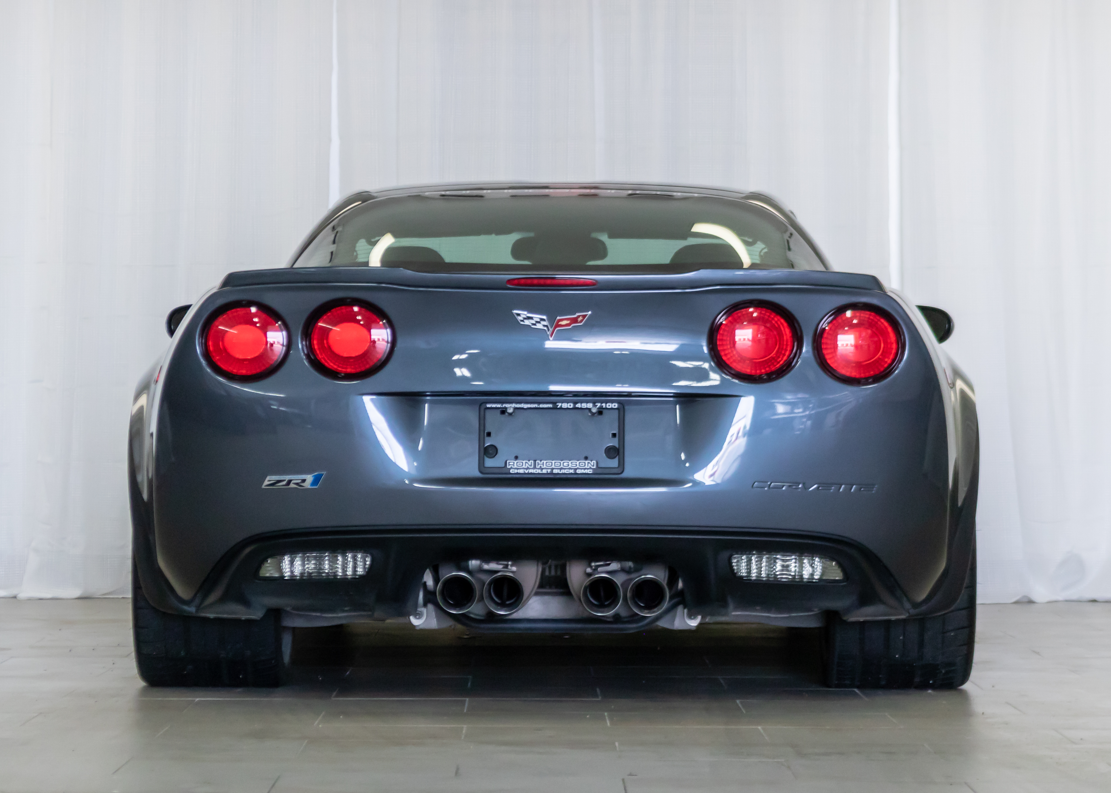Pre-Owned 2012 Chevrolet Corvette ZR1 3ZR w/1SE