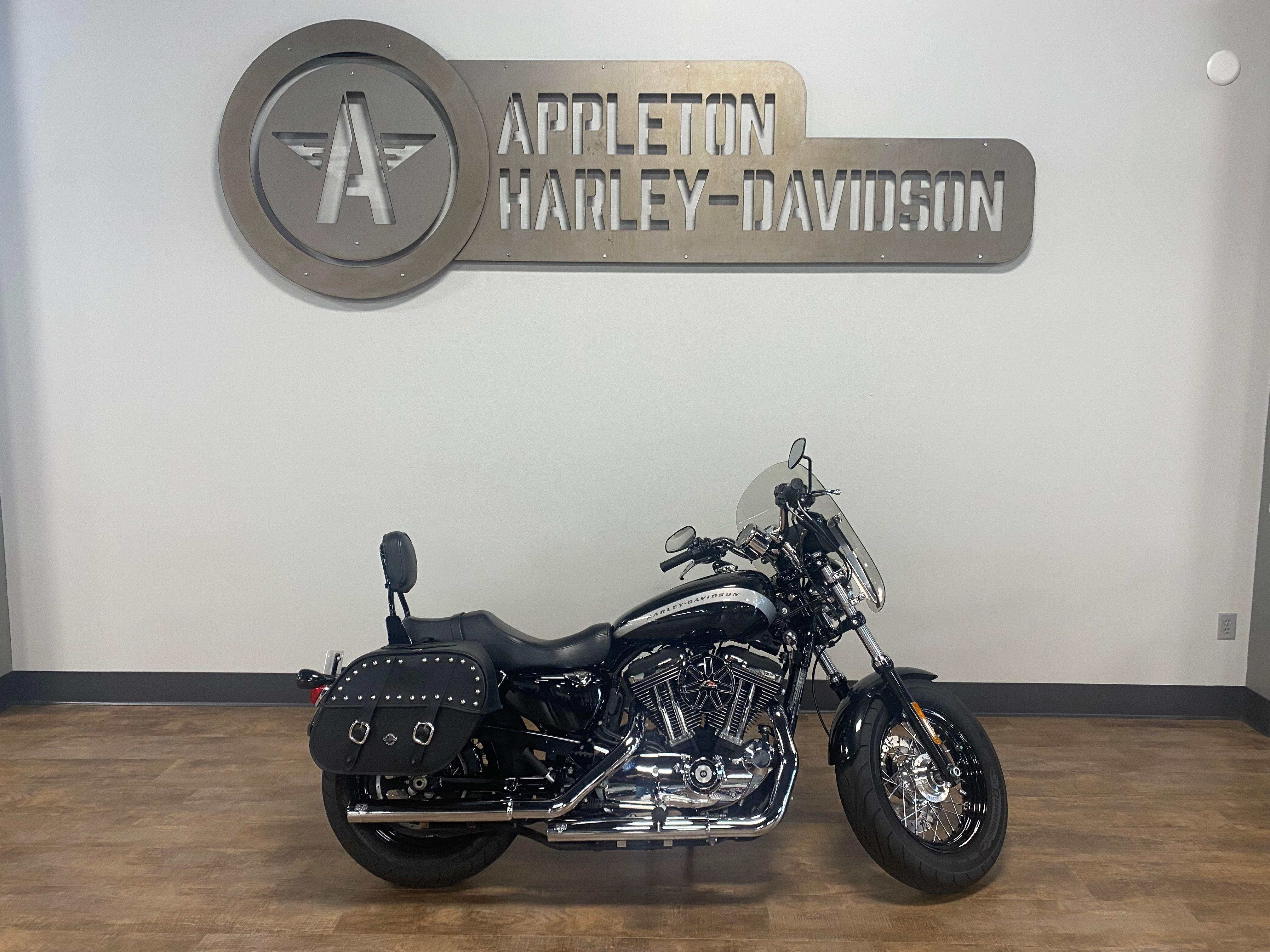 2018 Harley-Davidson 1200 Custom