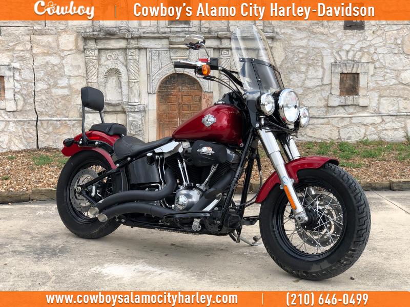 2012 Harley-Davidson Slim