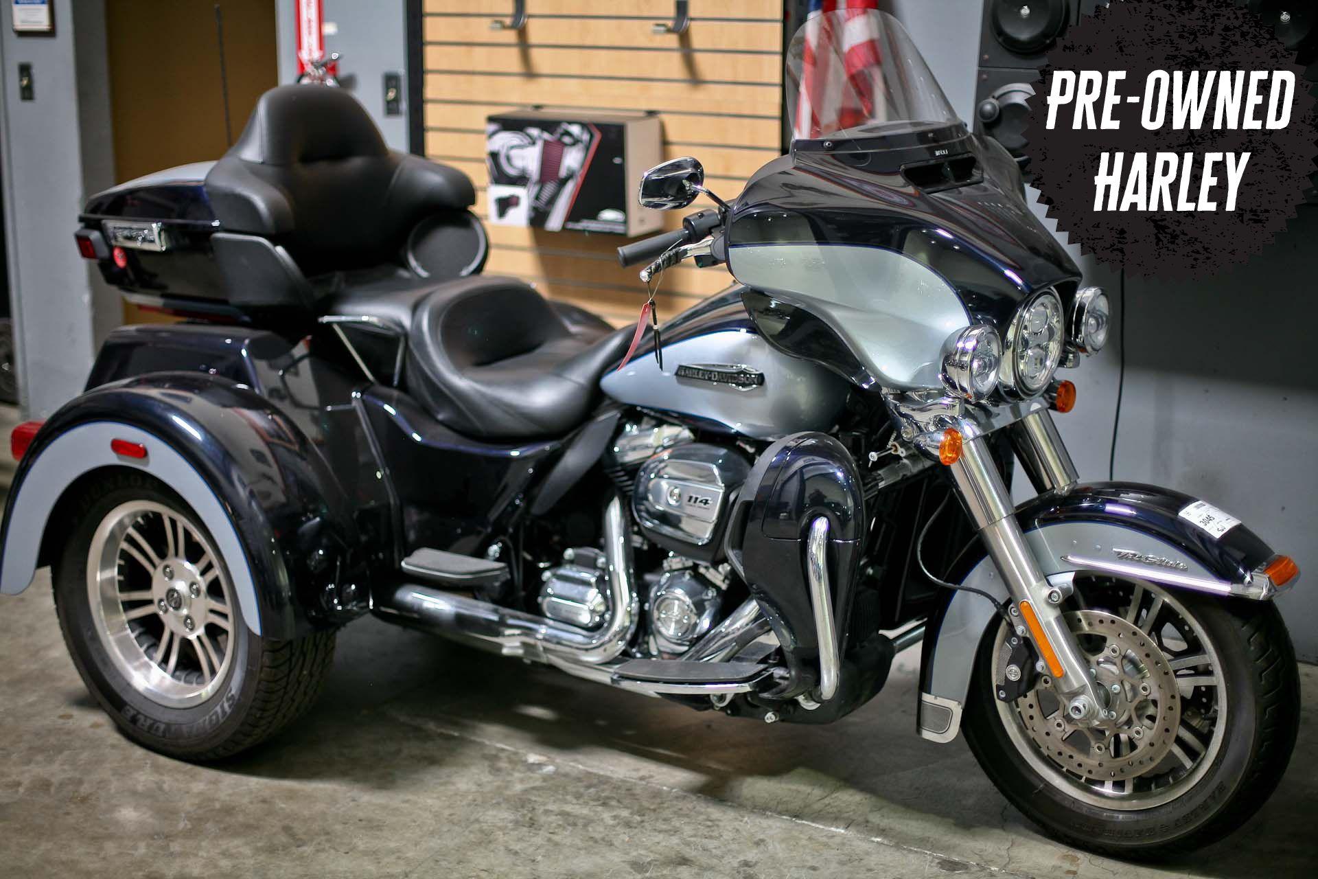 2019 Harley-Davidson Tri Glide Ultra Classic