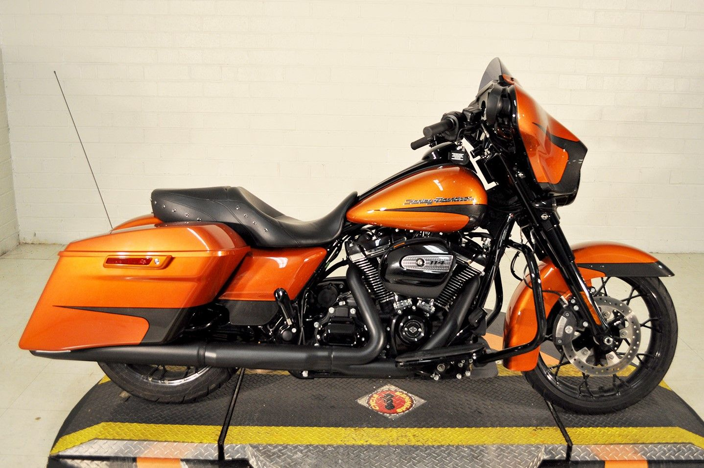 Pre-Owned 2020 Harley-Davidson Street Glide Special