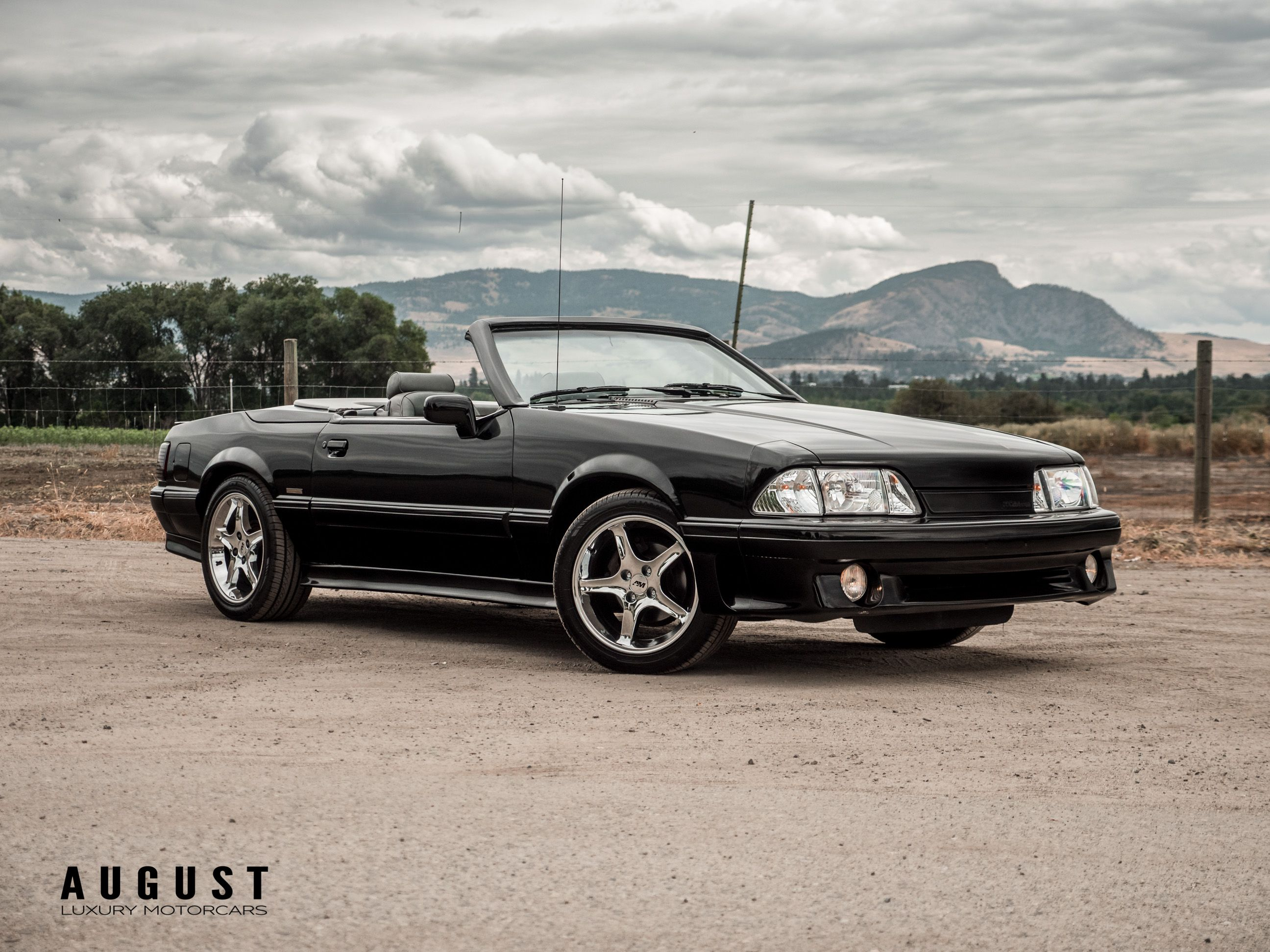 Pre-Owned 1988 Ford Mustang ASC McLaren