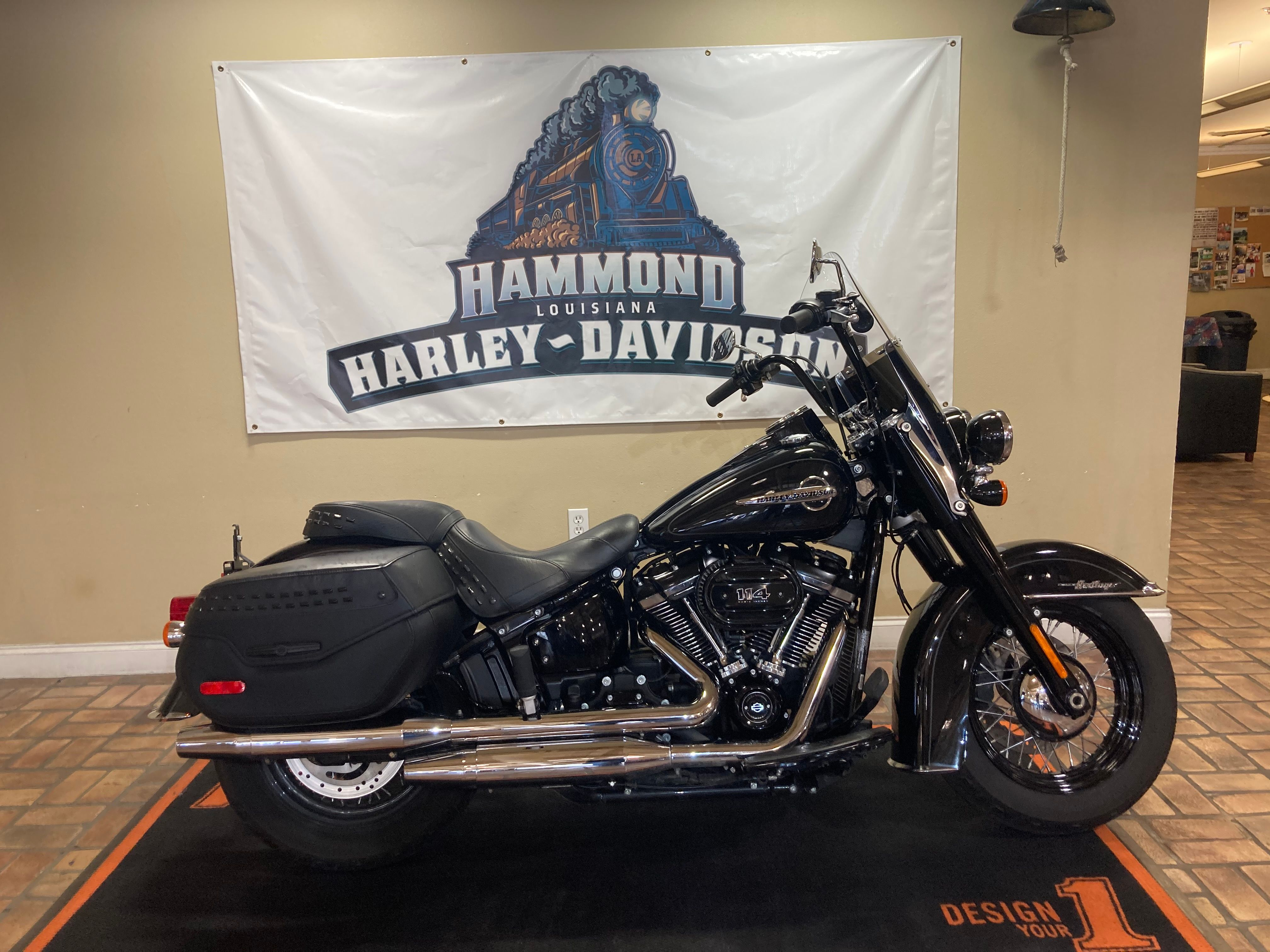 2019 Harley-Davidson Heritage Classic 114