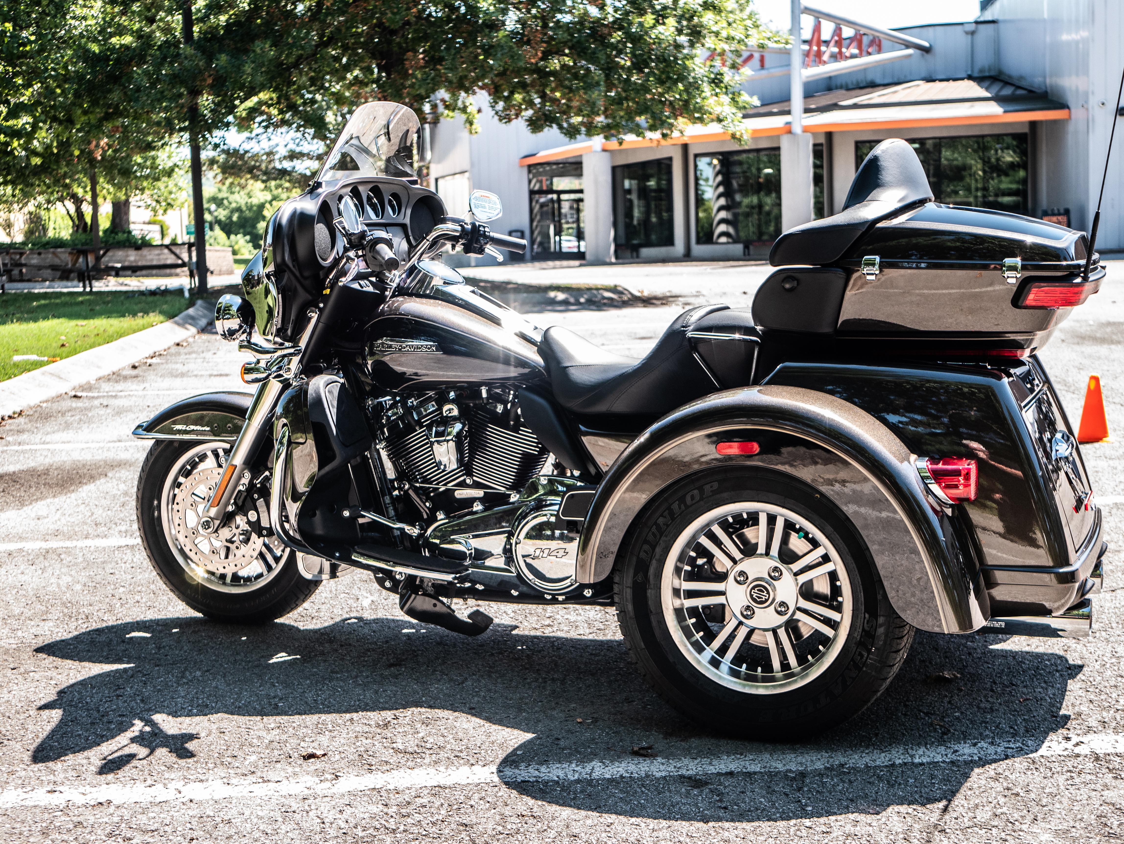 Harley Davidson Tri Glide >> New 2020 Harley Davidson Tri Glide Ultra Flhtcutg