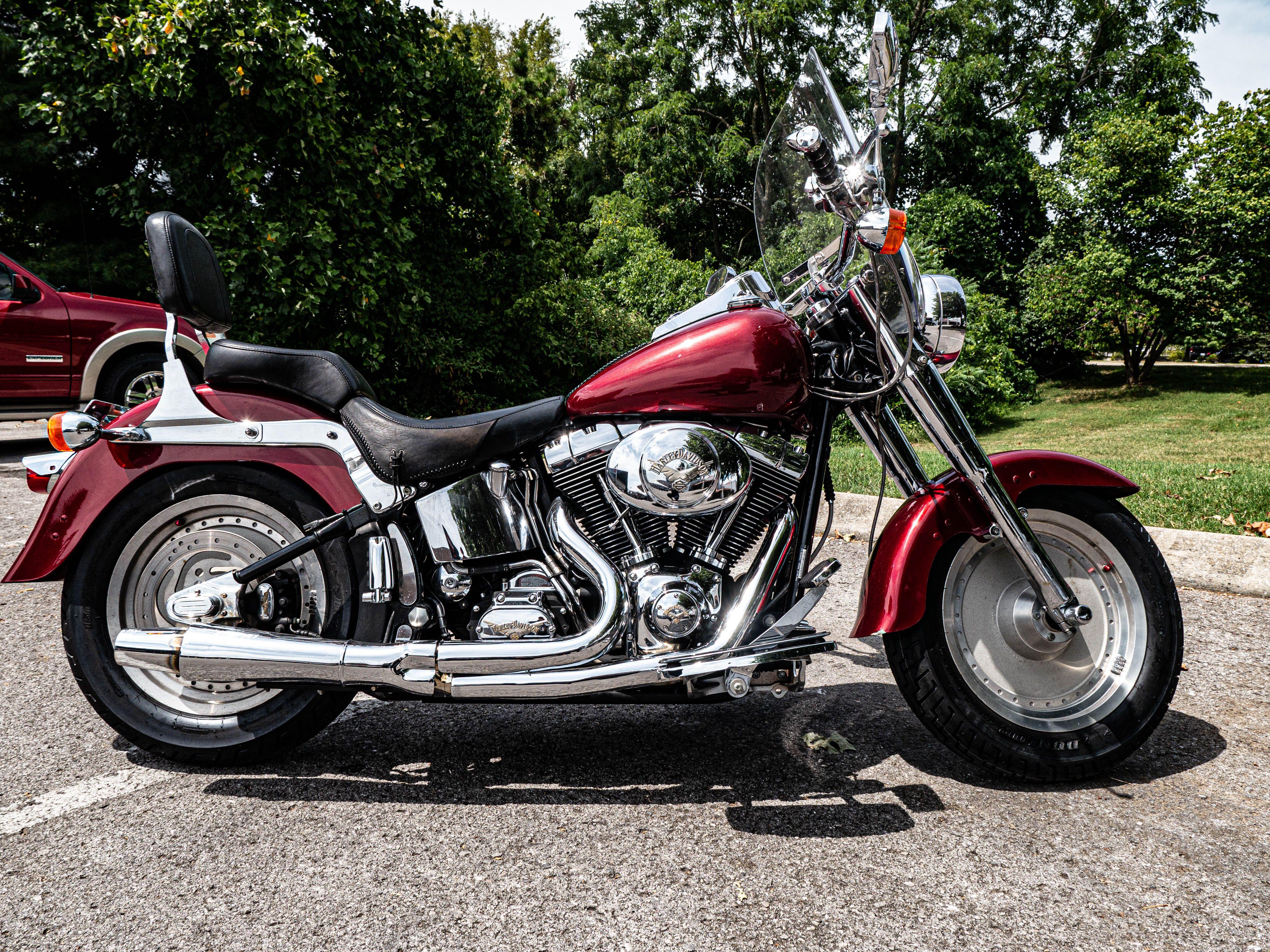 Pre-Owned 2000 Harley-Davidson Fat Boy