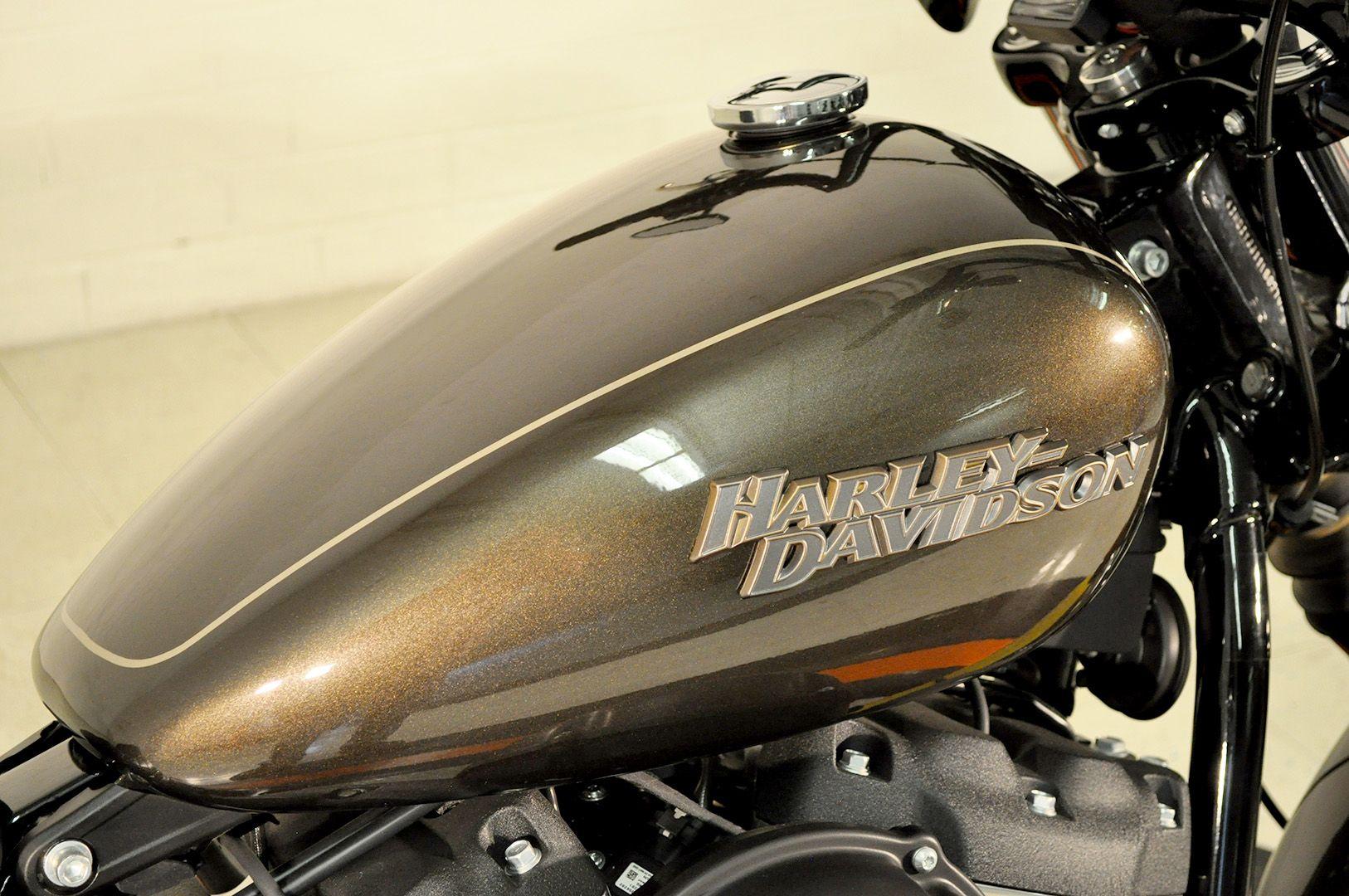 Pre-Owned 2020 Harley-Davidson Street Bob