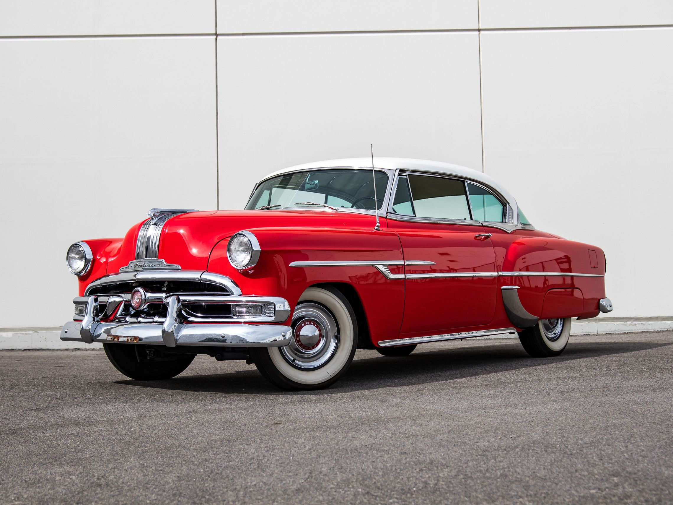 Pre Owned 1953 Pontiac Chieftain Coupe In Kelowna Bc Canada Au 1800q August Luxury Motorcars