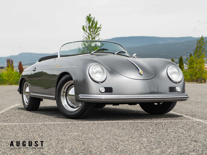 Pre-Owned 1956 Porsche 356 Speedster Replica