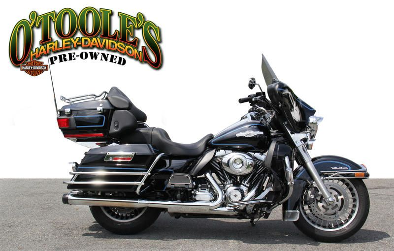 2012 Harley-Davidson Electra Glide Ultra Classic