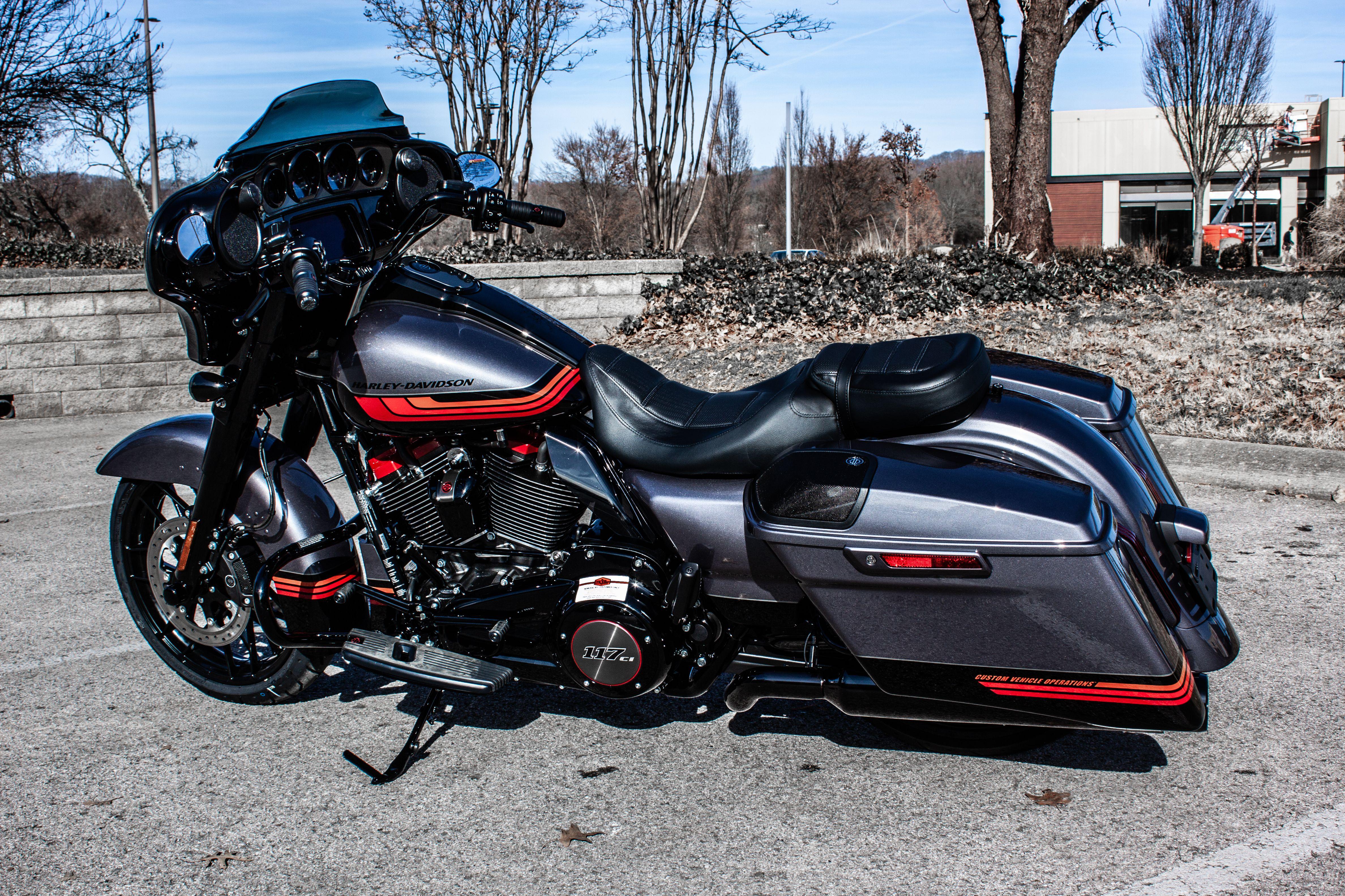 New 2020 Harley-Davidson CVO Street Glide