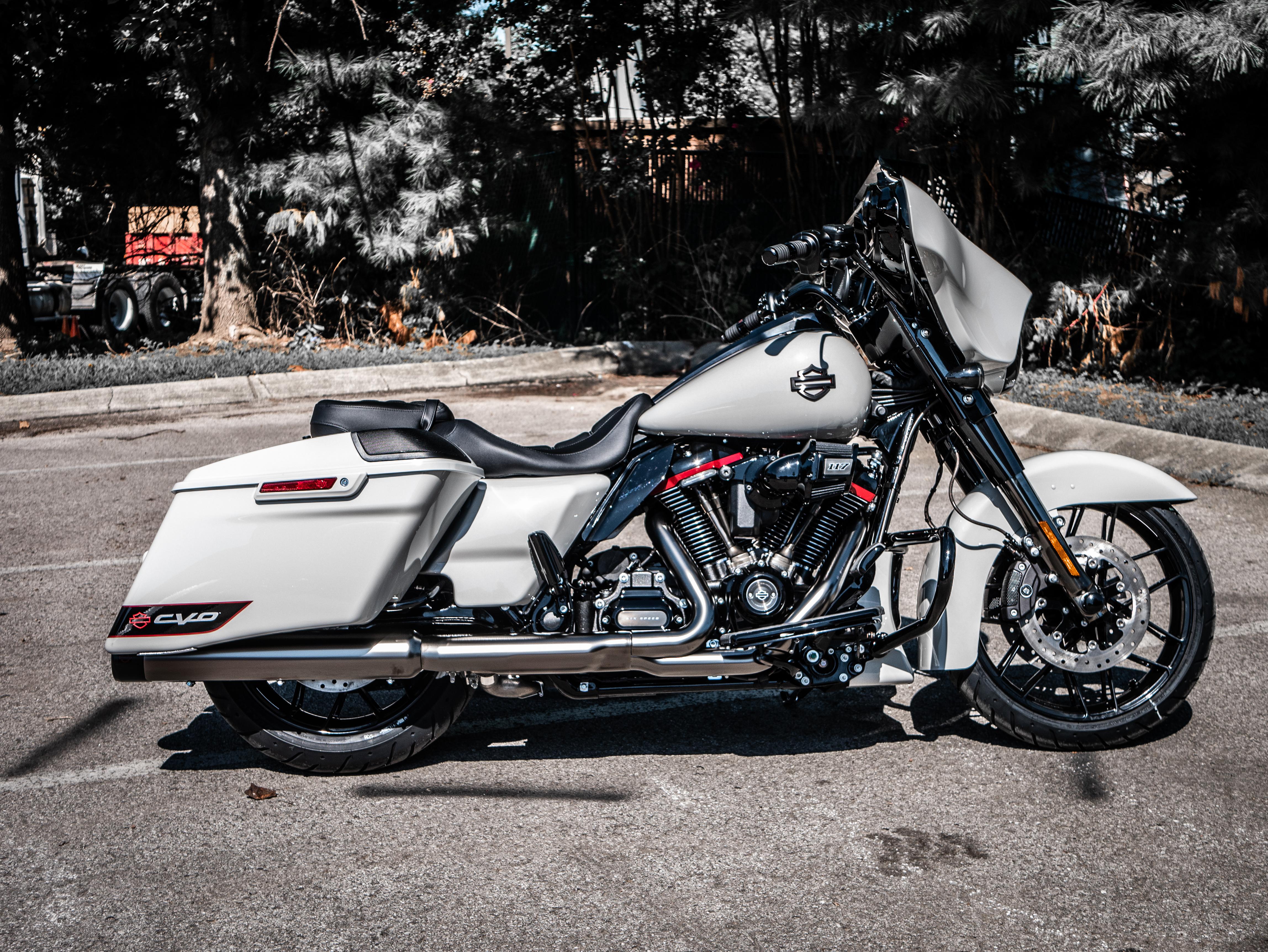 New 2020 Harley-Davidson CVO Street Glide in Franklin # ...