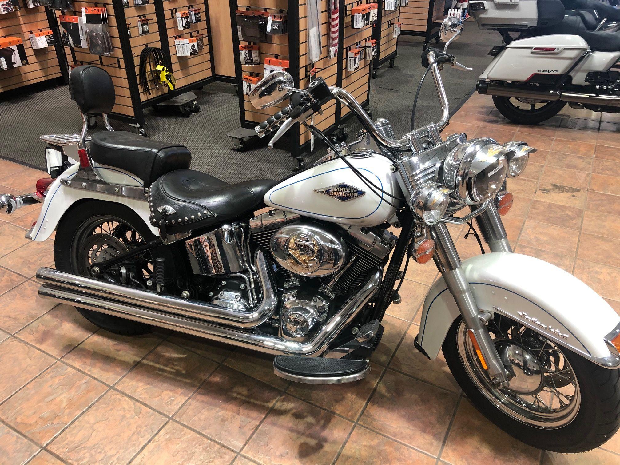 2012 Harley-Davidson Heritage Softail Classic