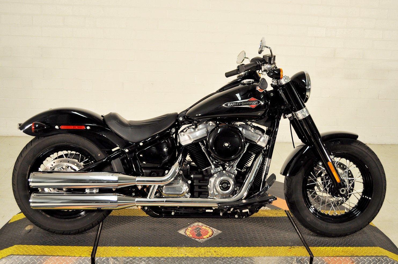 Pre-Owned 2020 Harley-Davidson Softail Slim