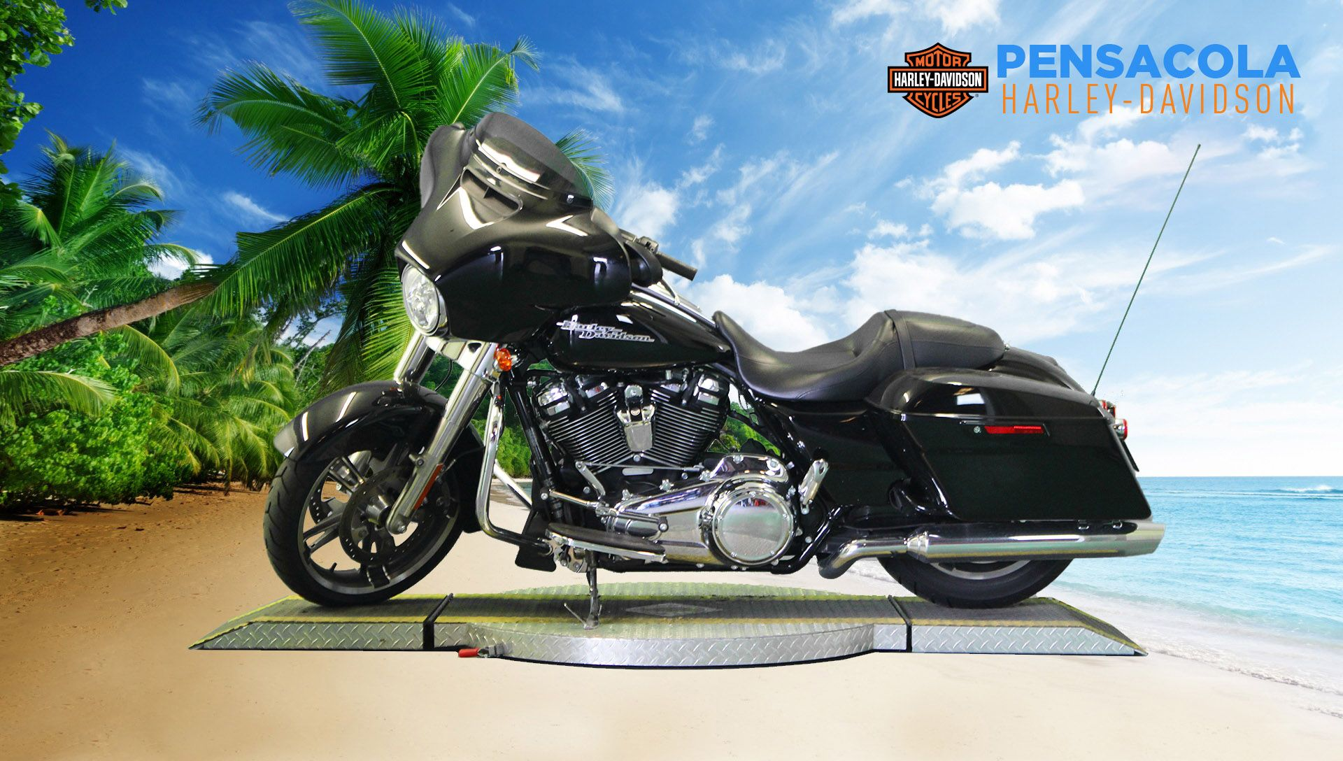 Pre-Owned 2021 Harley-Davidson Street Glide FLHX