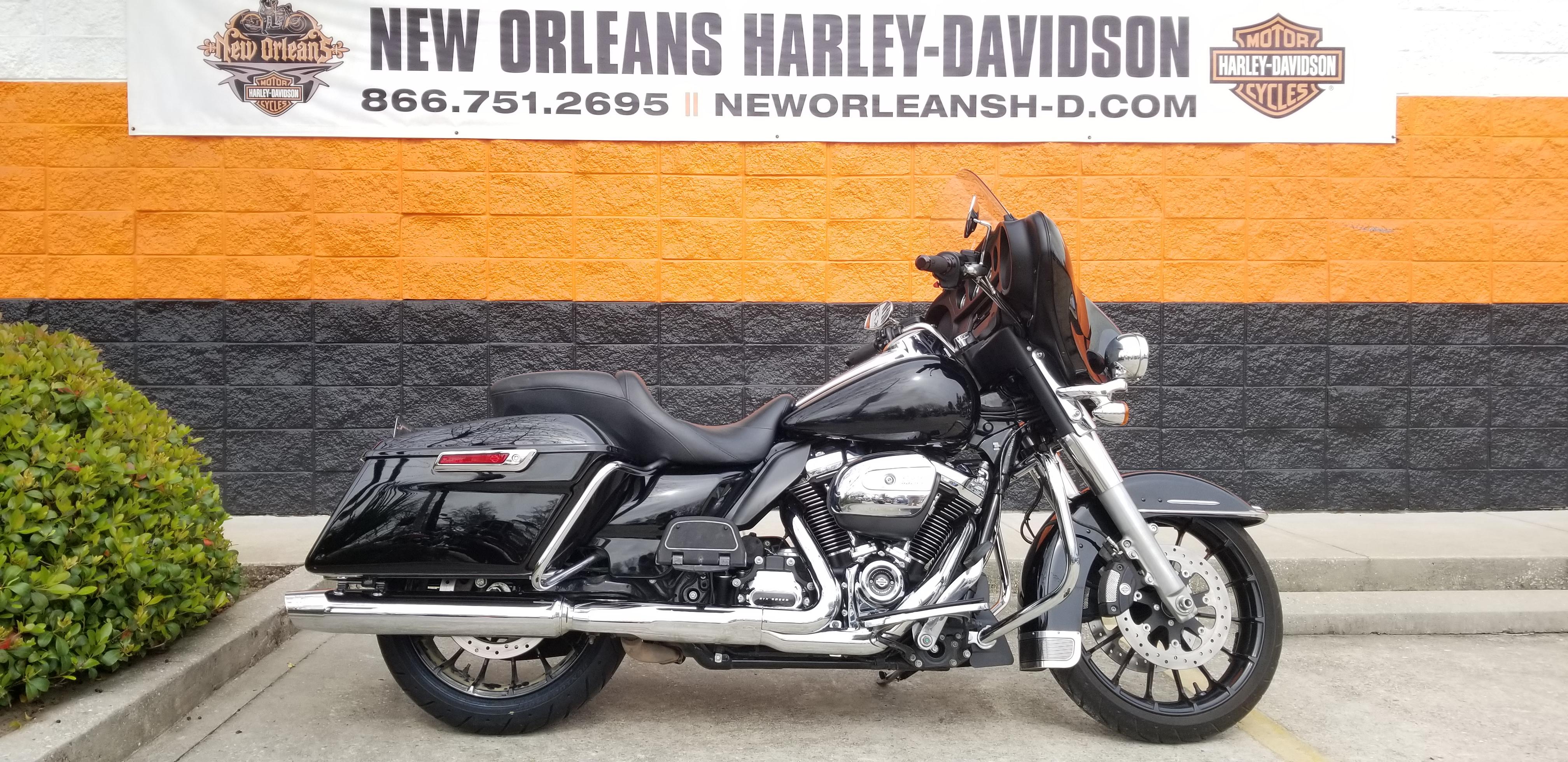 Pre-Owned 2017 Harley-Davidson Electra Glide Police