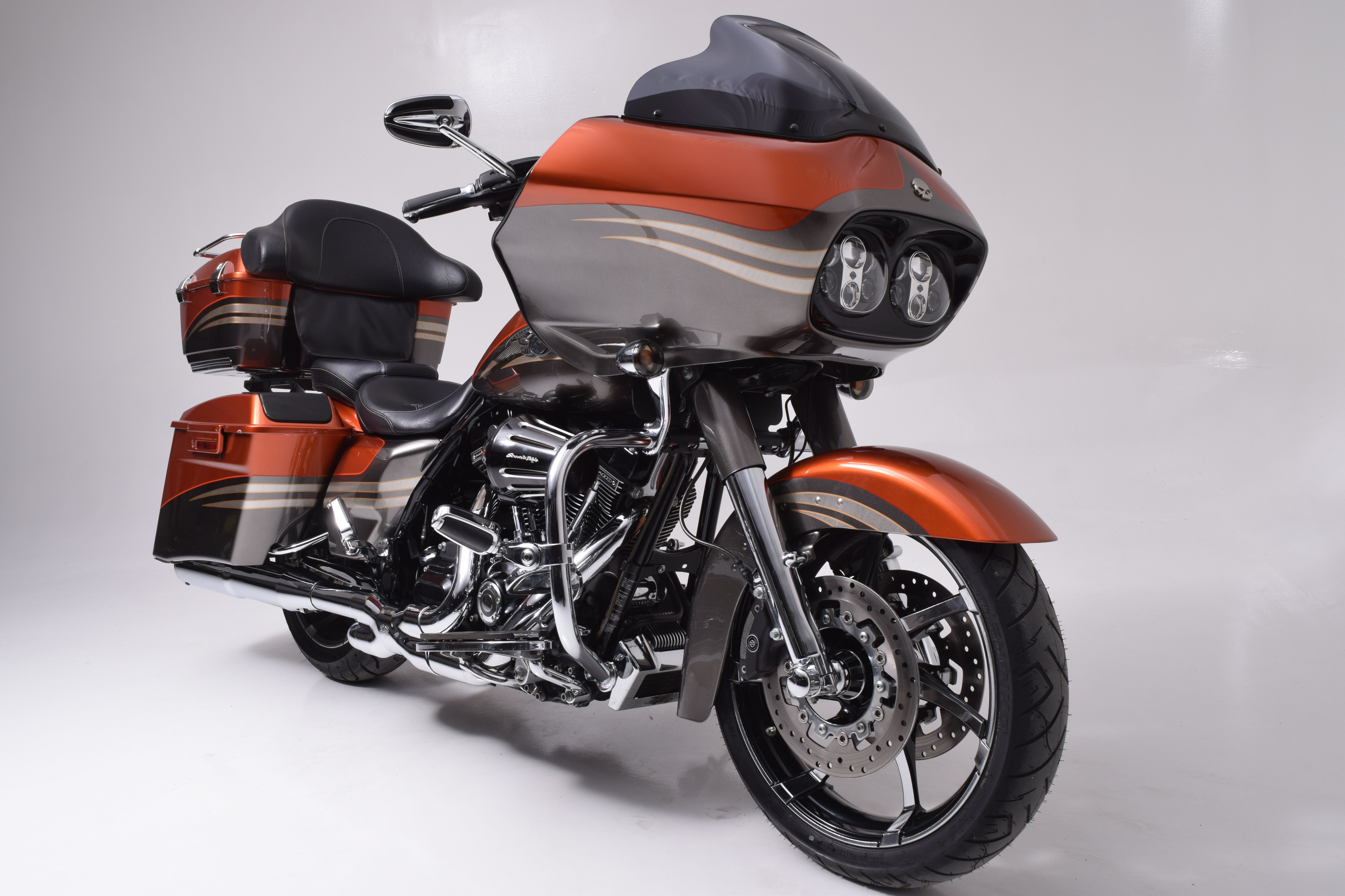 Pre-Owned 2013 Harley-Davidson FLTRXSE2 Touring CVO Road Glide Custom