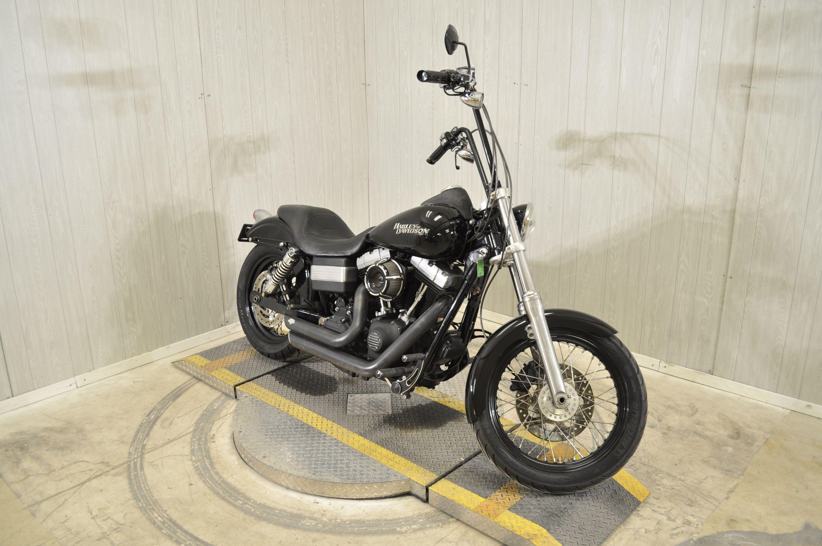 Pre-Owned 2011 Harley-Davidson Street Bob FXDB
