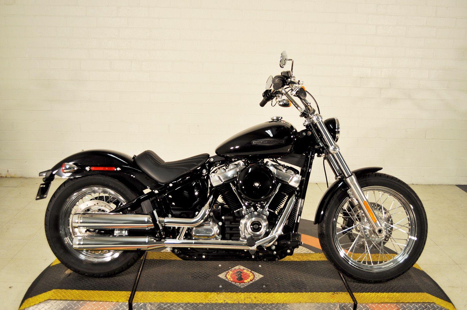 Pre-Owned 2020 Harley-Davidson Softail Standard