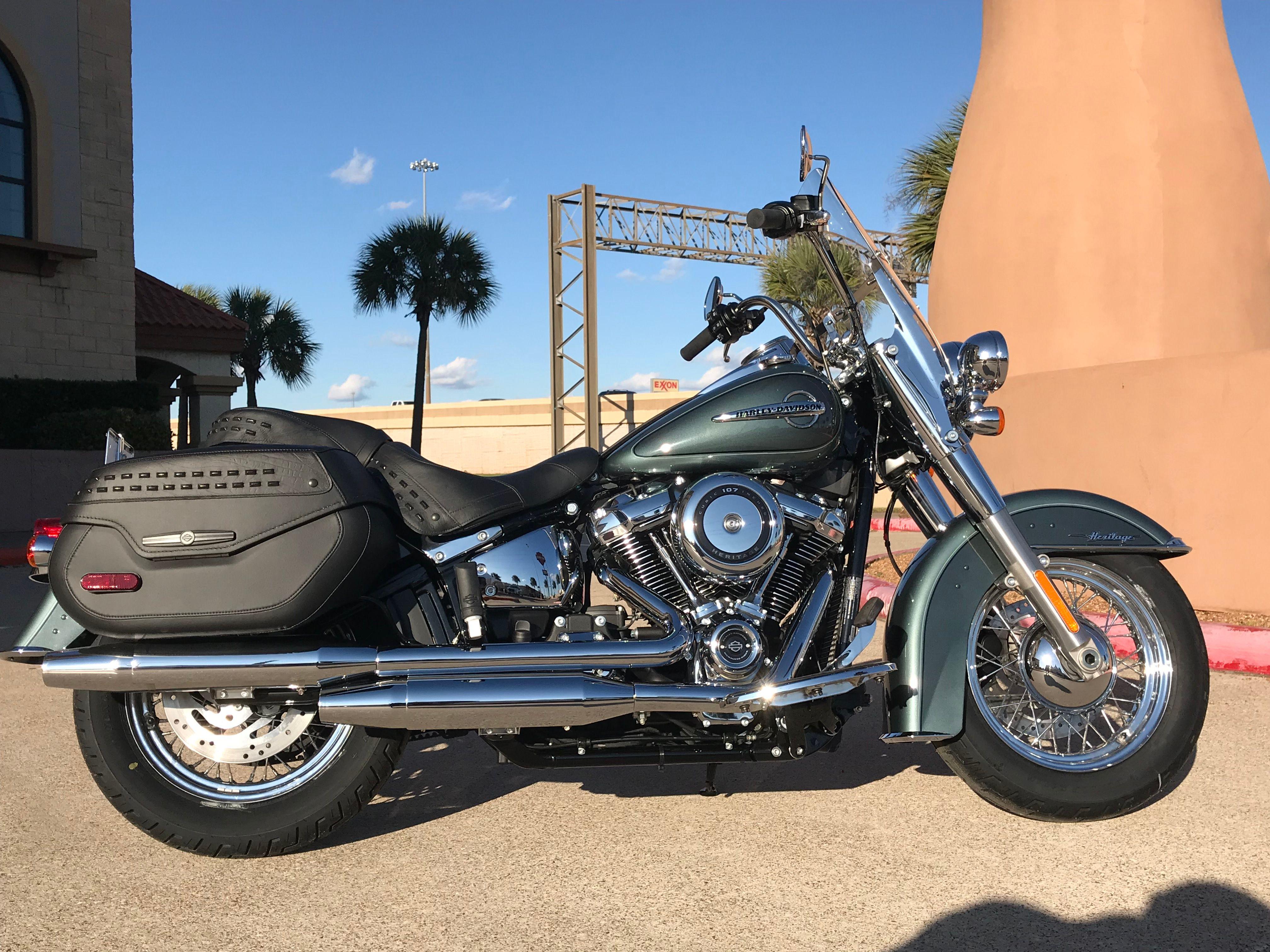 2020 Harley-Davidson Heritage Classic