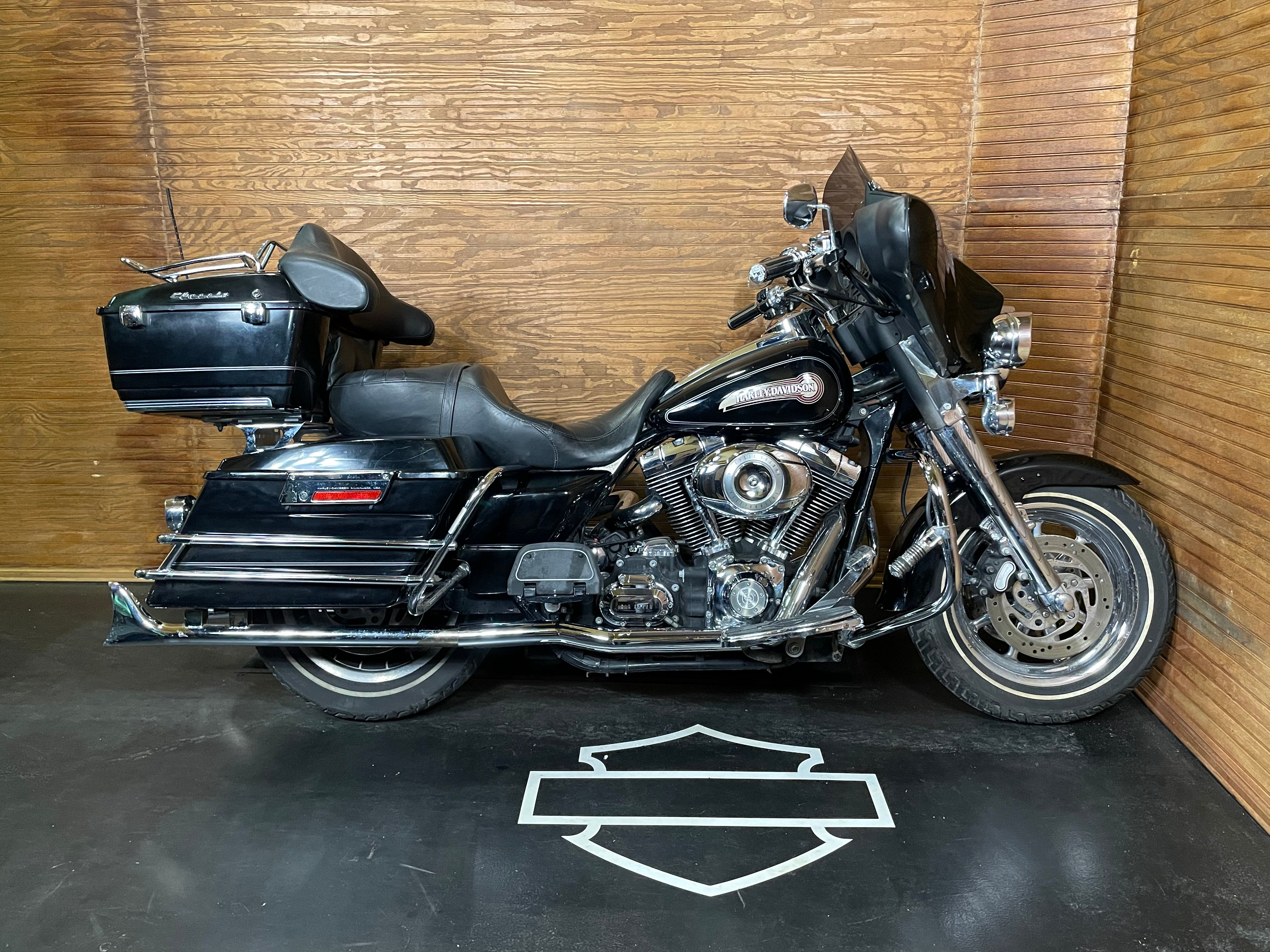 Pre-Owned 2007 Harley-Davidson Electra Glide Classic