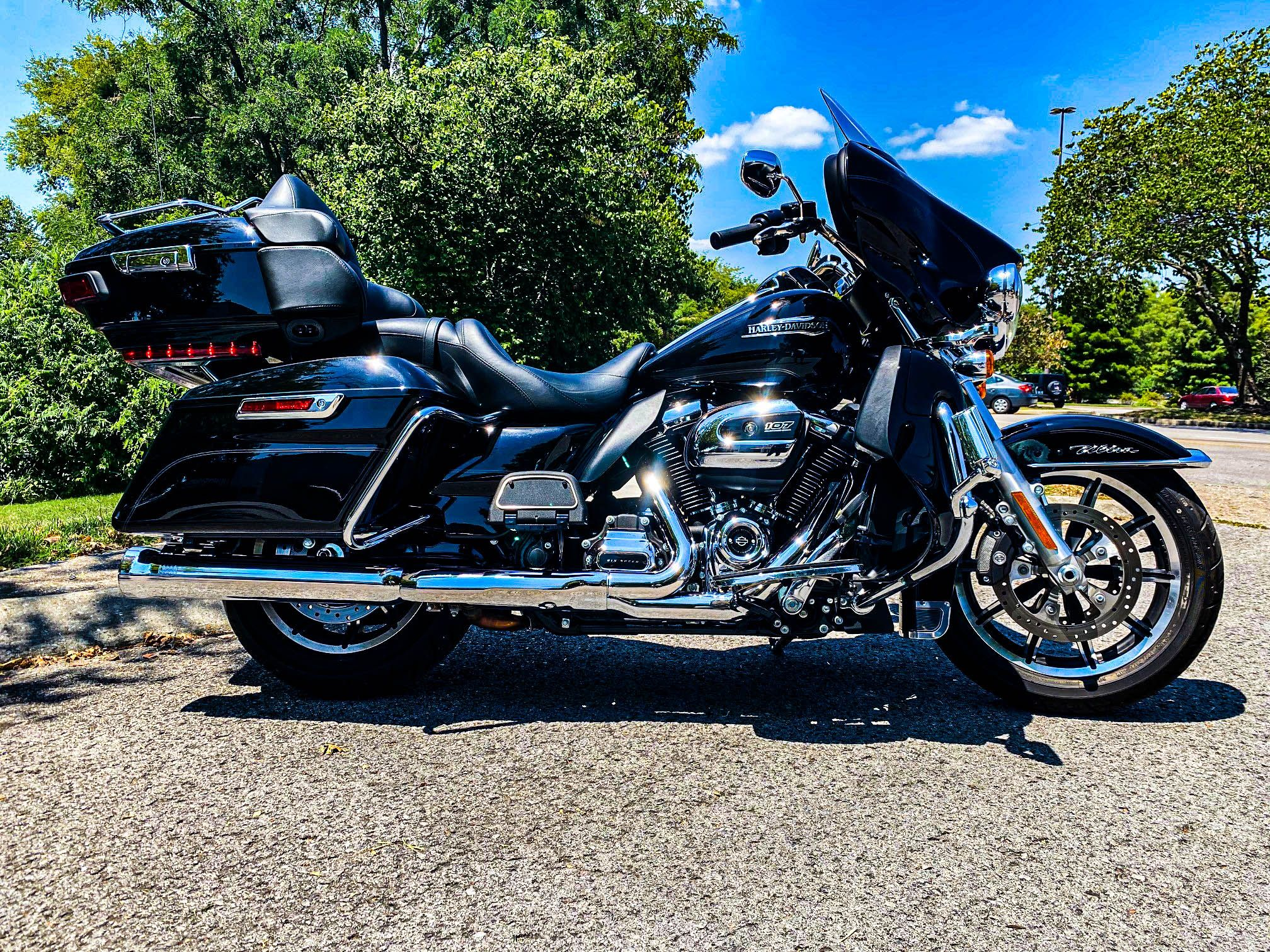 Pre-Owned 2018 Harley-Davidson Electra Glide Ultra Classic ...