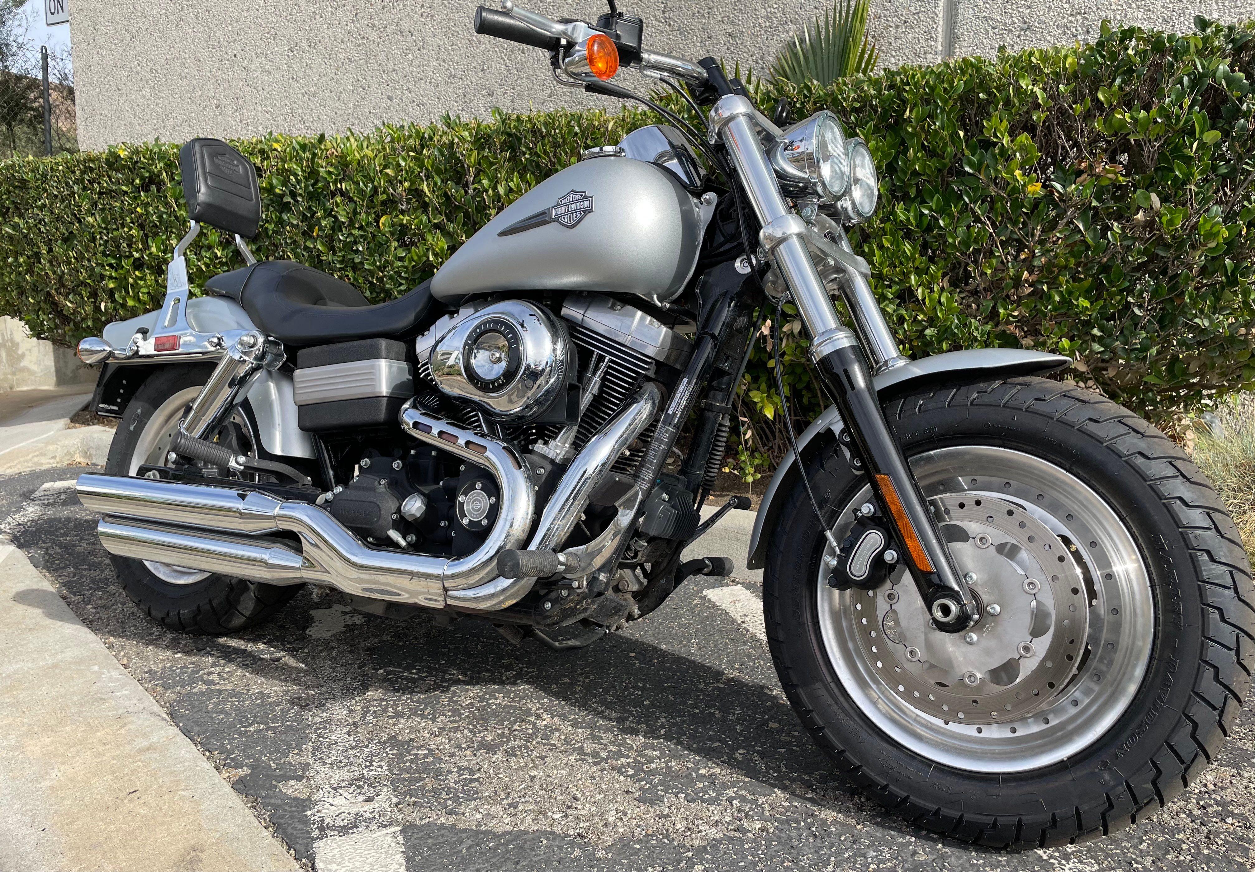 2010 Harley-Davidson Fat Bob