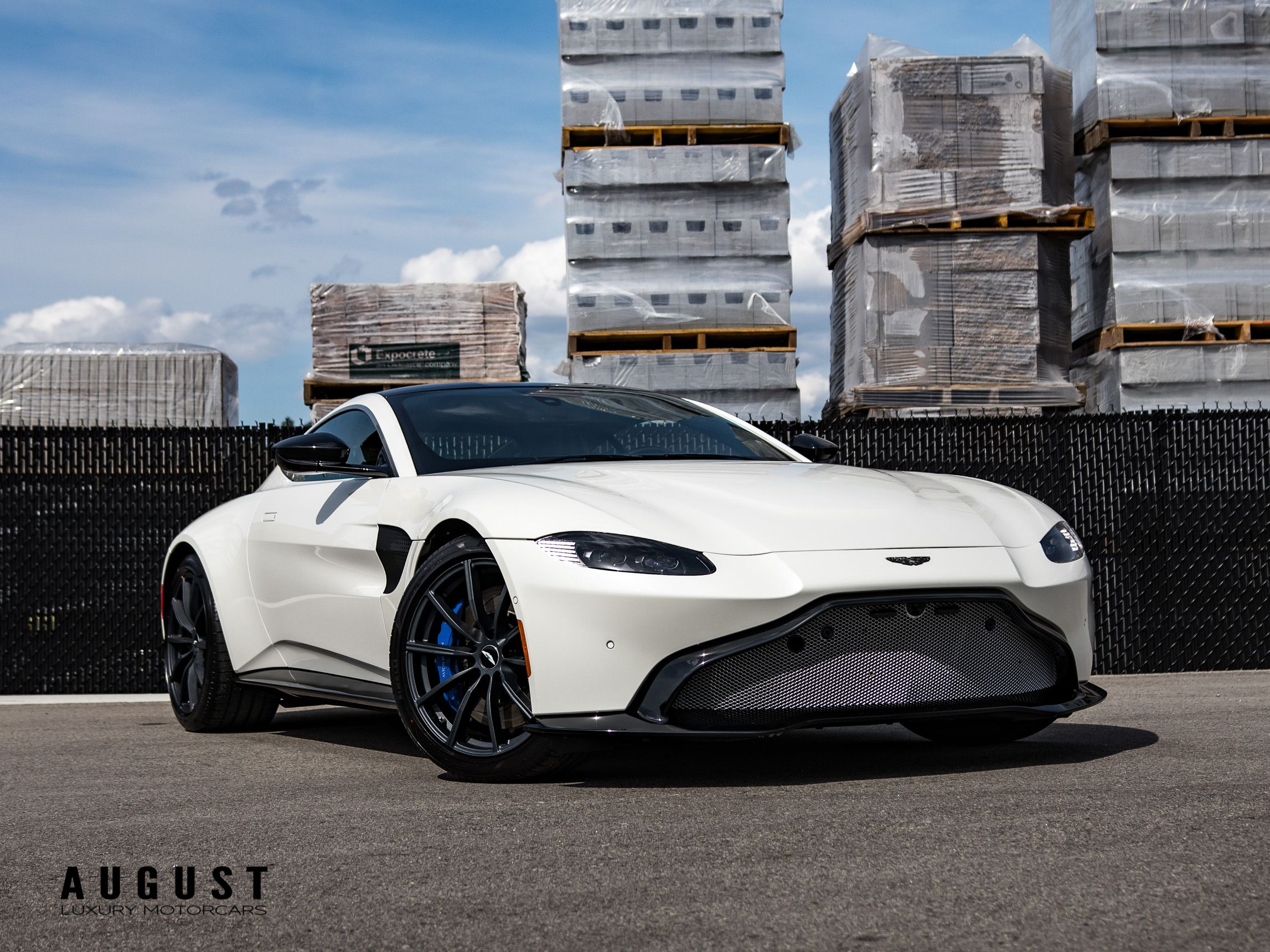 Pre-Owned 2019 Aston Martin Vantage