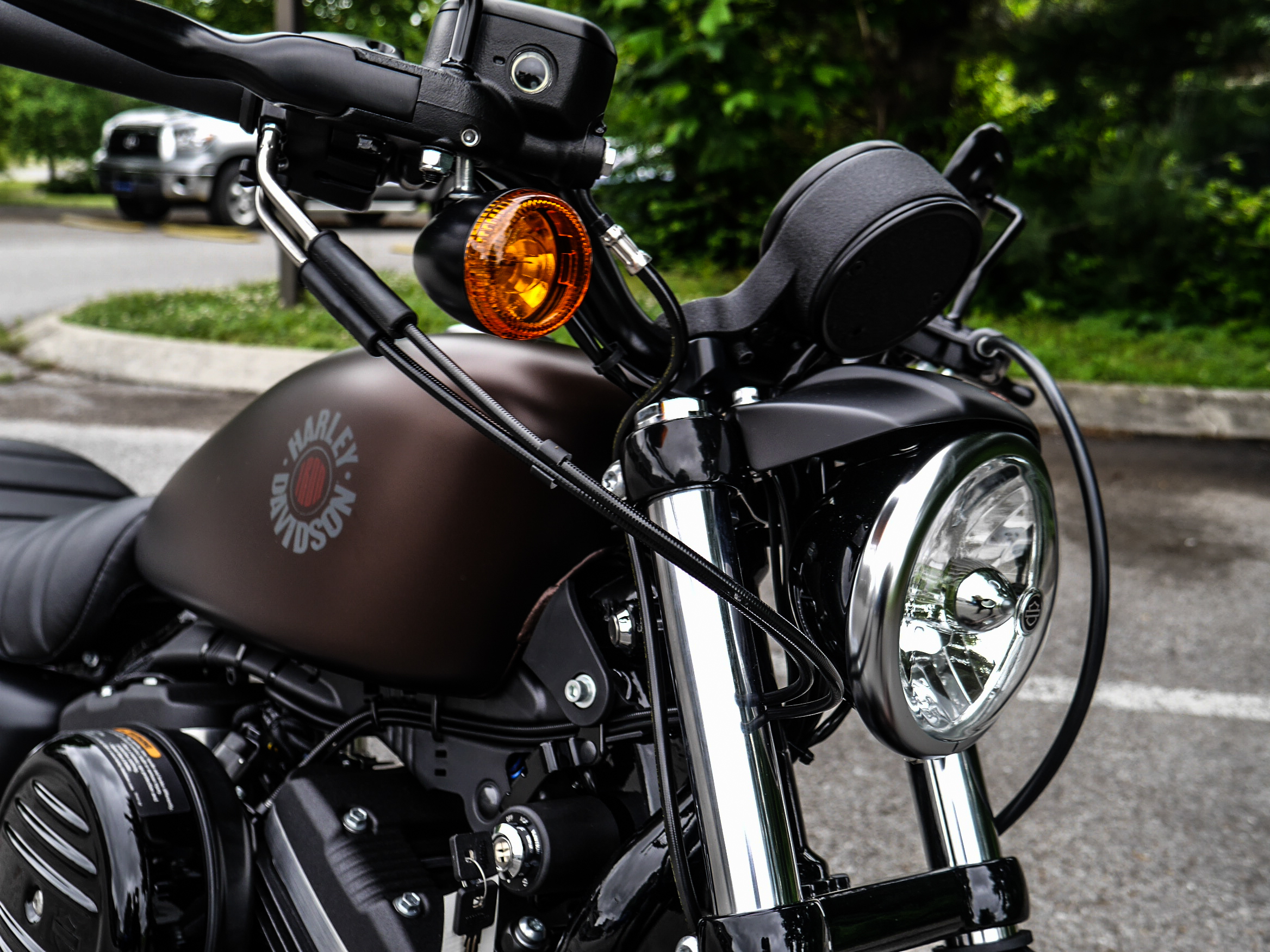 Pre-Owned 2019 Harley-Davidson Iron 883 in Franklin # ...