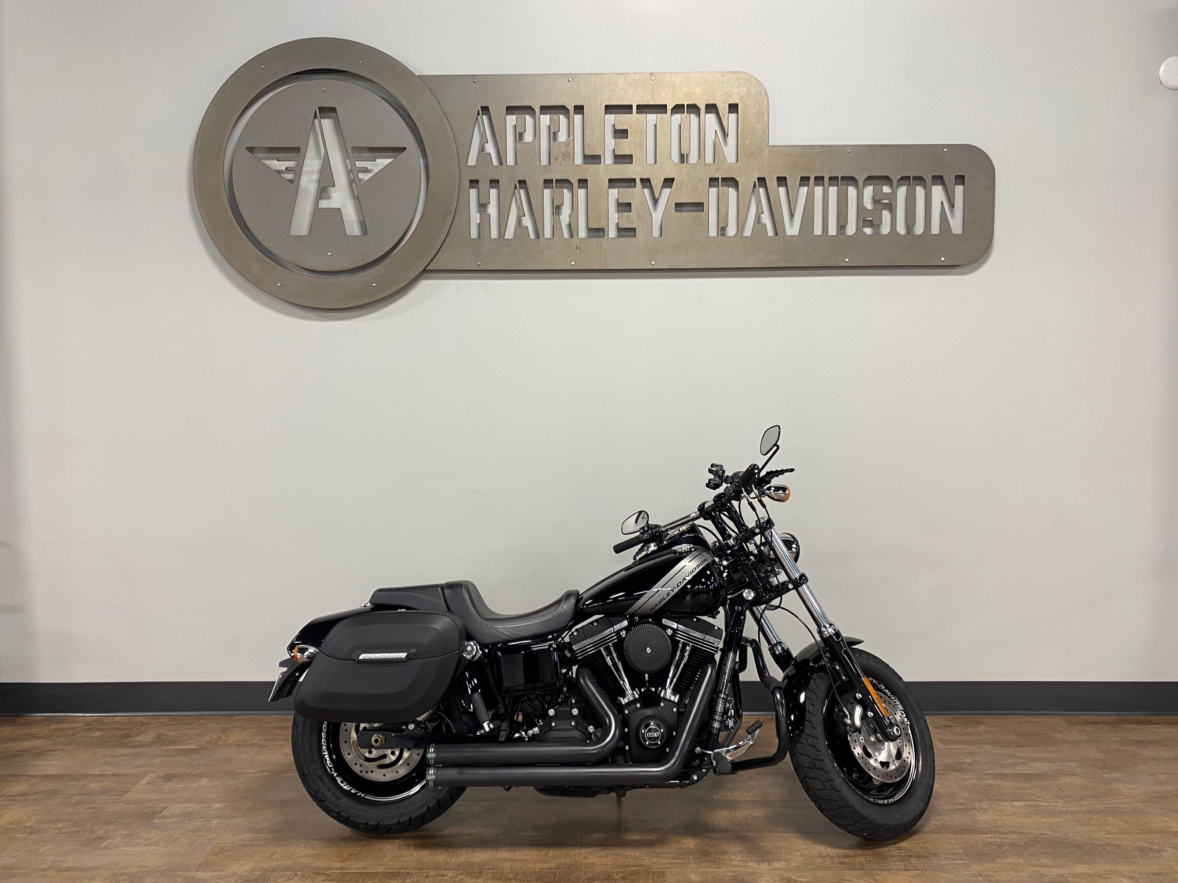 2015 Harley-Davidson Fat Bob