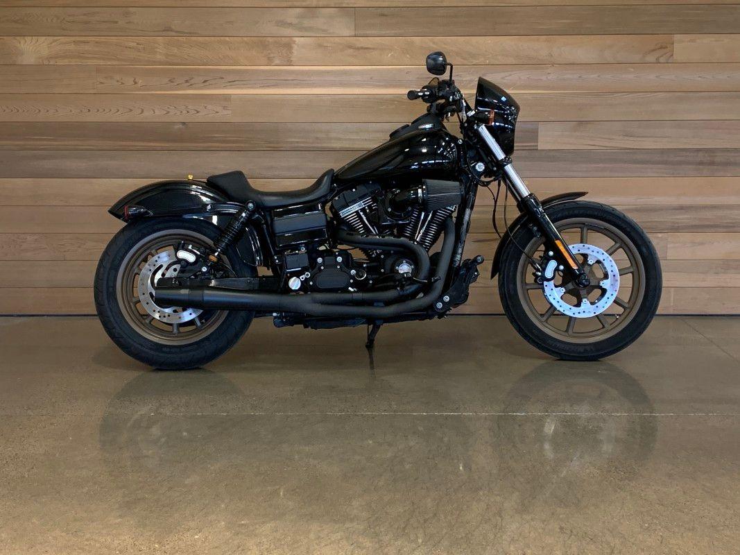2017 Harley-Davidson Dyna Low Rider S