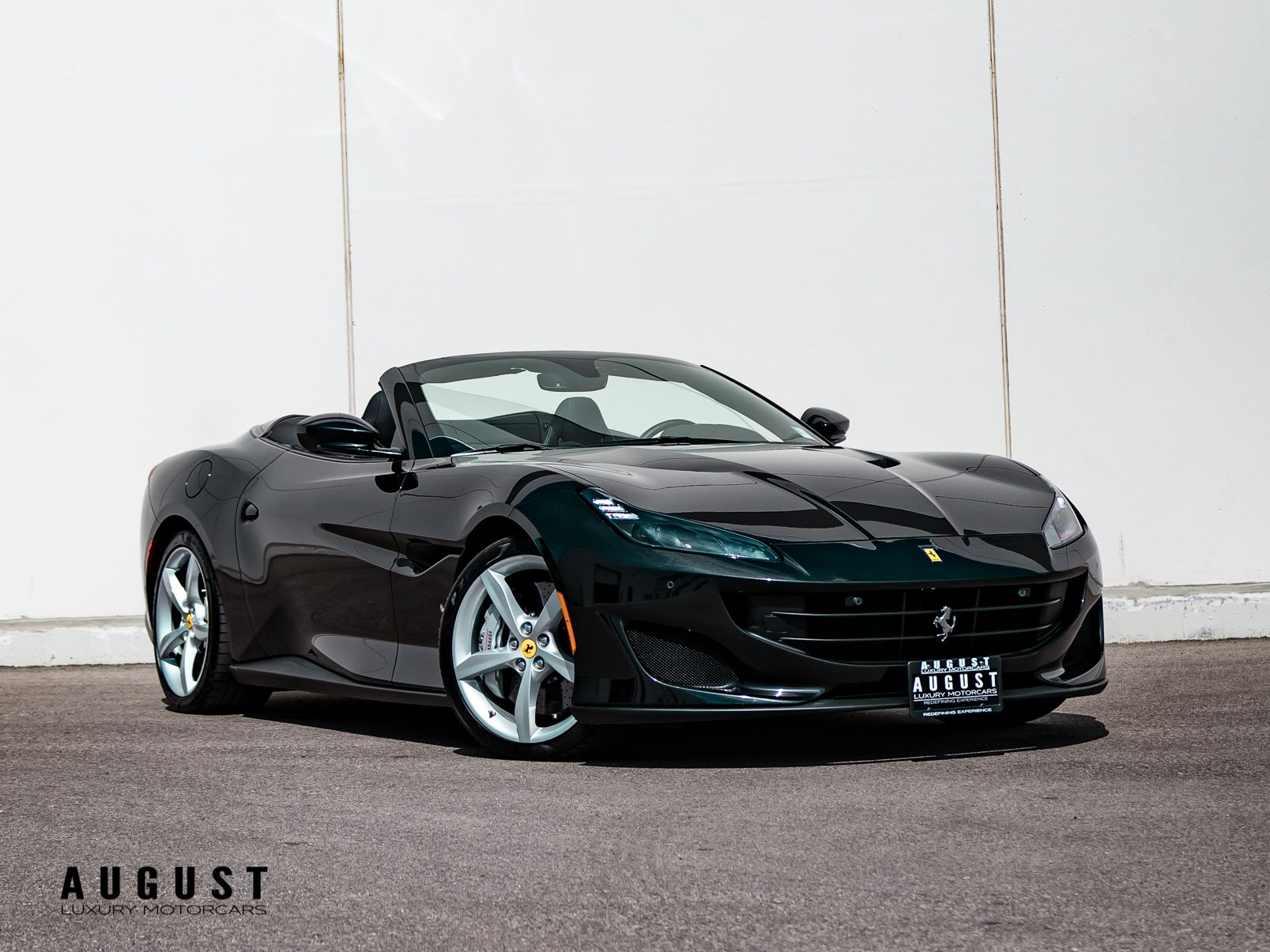 Pre-Owned 2019 Ferrari Portofino