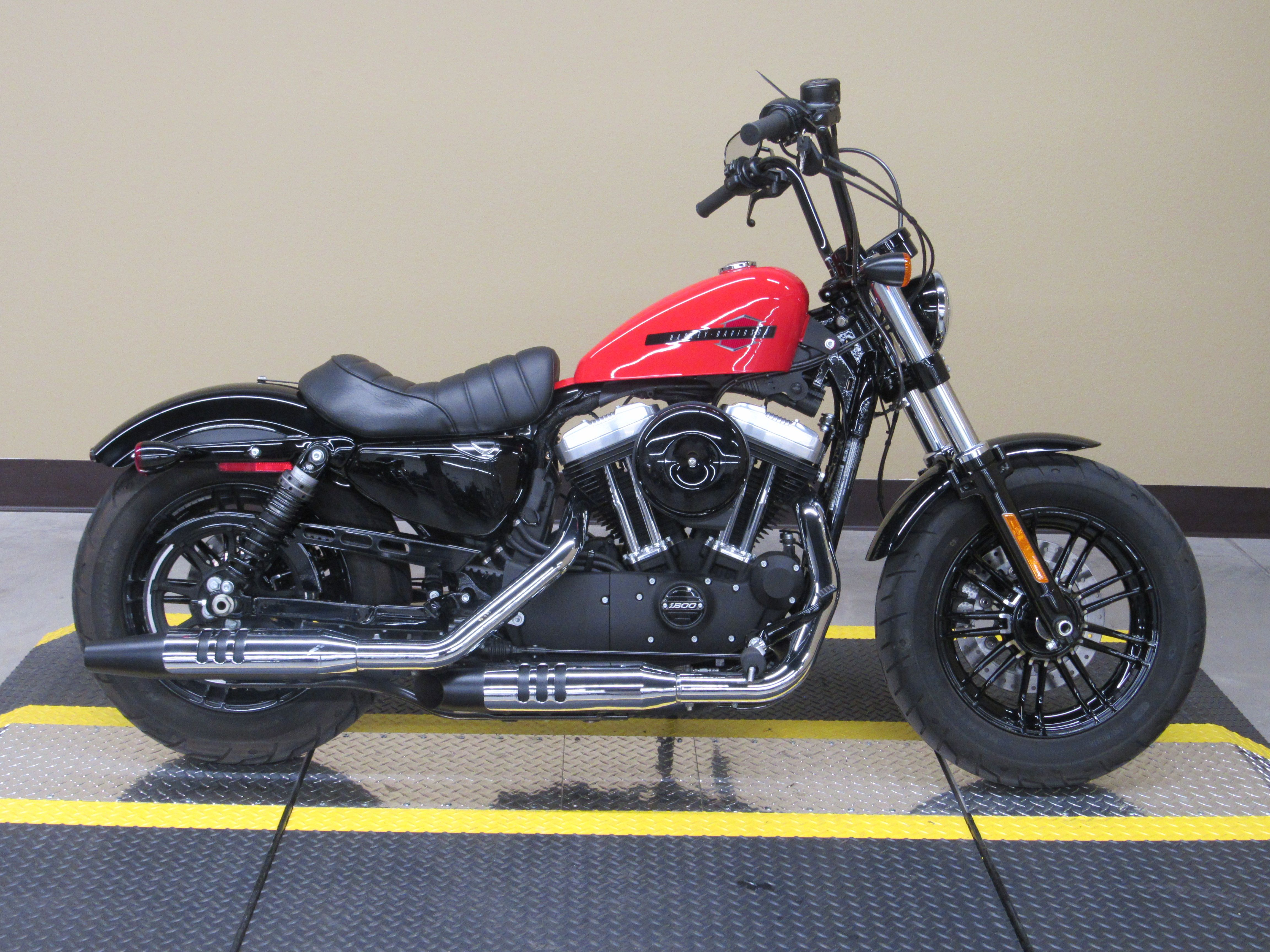 Pre Owned 2020 Harley Davidson Forty Eight In Goodyear Uhd410689a Roadrunner Harley Davidson